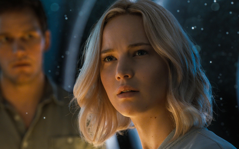Tags: Jennifer Lawrence, Passengers, HD