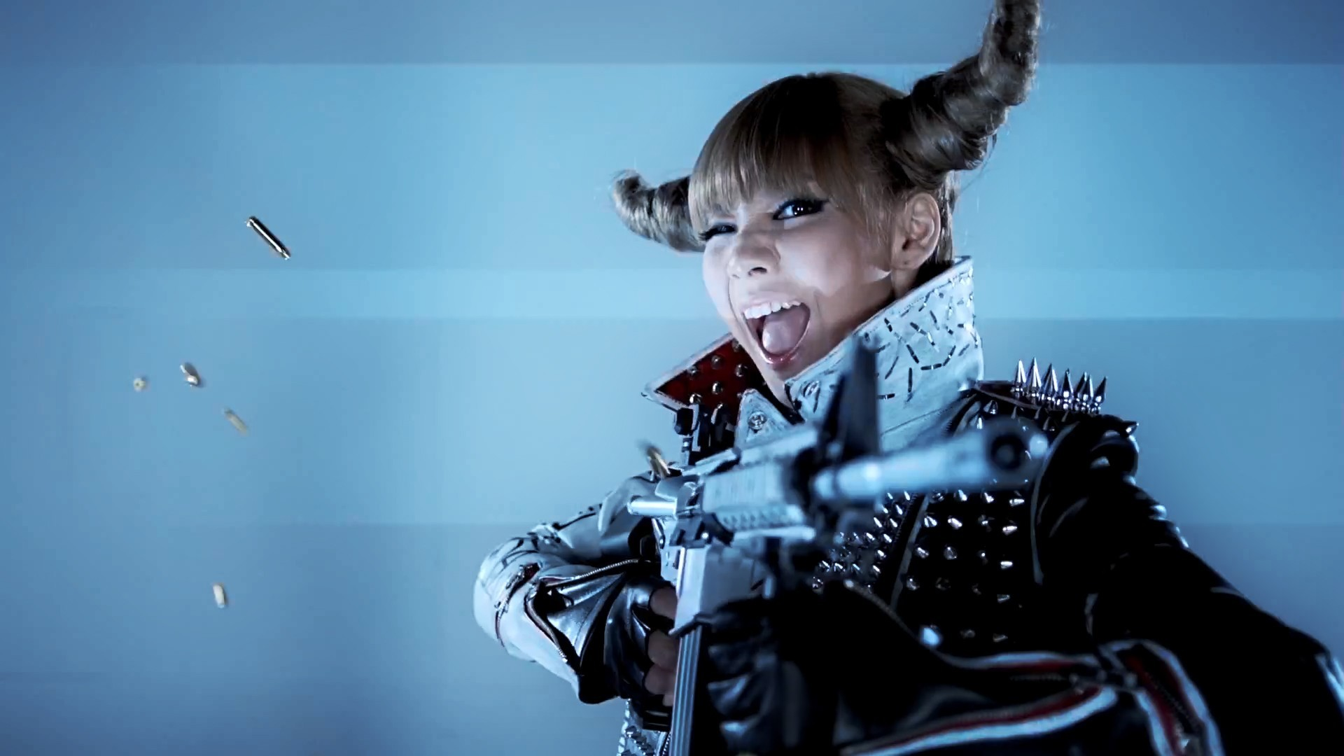Guns screenshots spikes 2NE1 K-Pop music video CL (singer) People's  Republic of China punk girl hairstyle wallpaper | | 59672 |  WallpaperUP