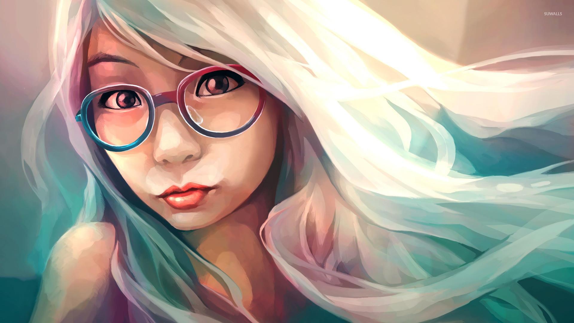 Hipster girl wallpaper jpg