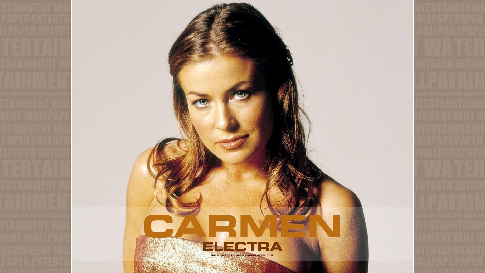 Carmen Electra Wallpaper – Original size, download now.