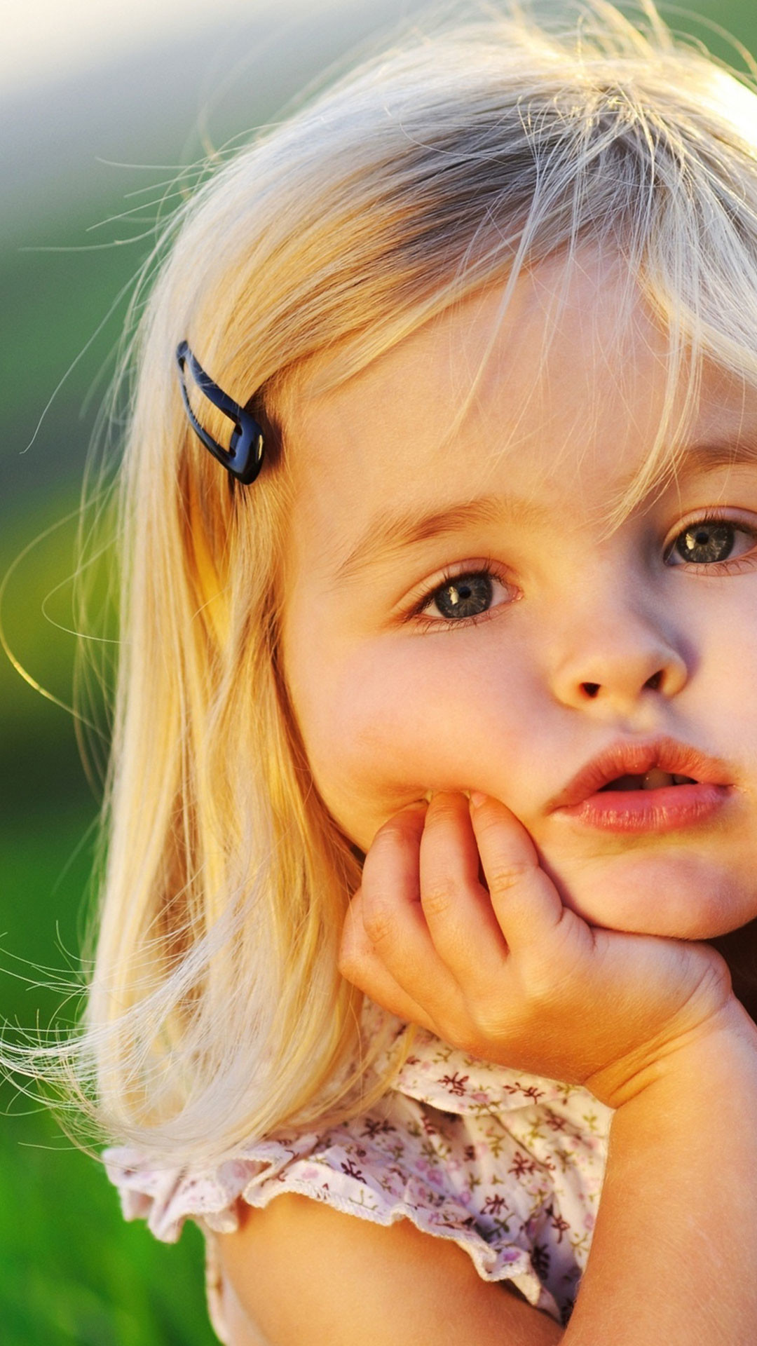 Cute Little Girl Wallpaper For Iphone 6 Plus