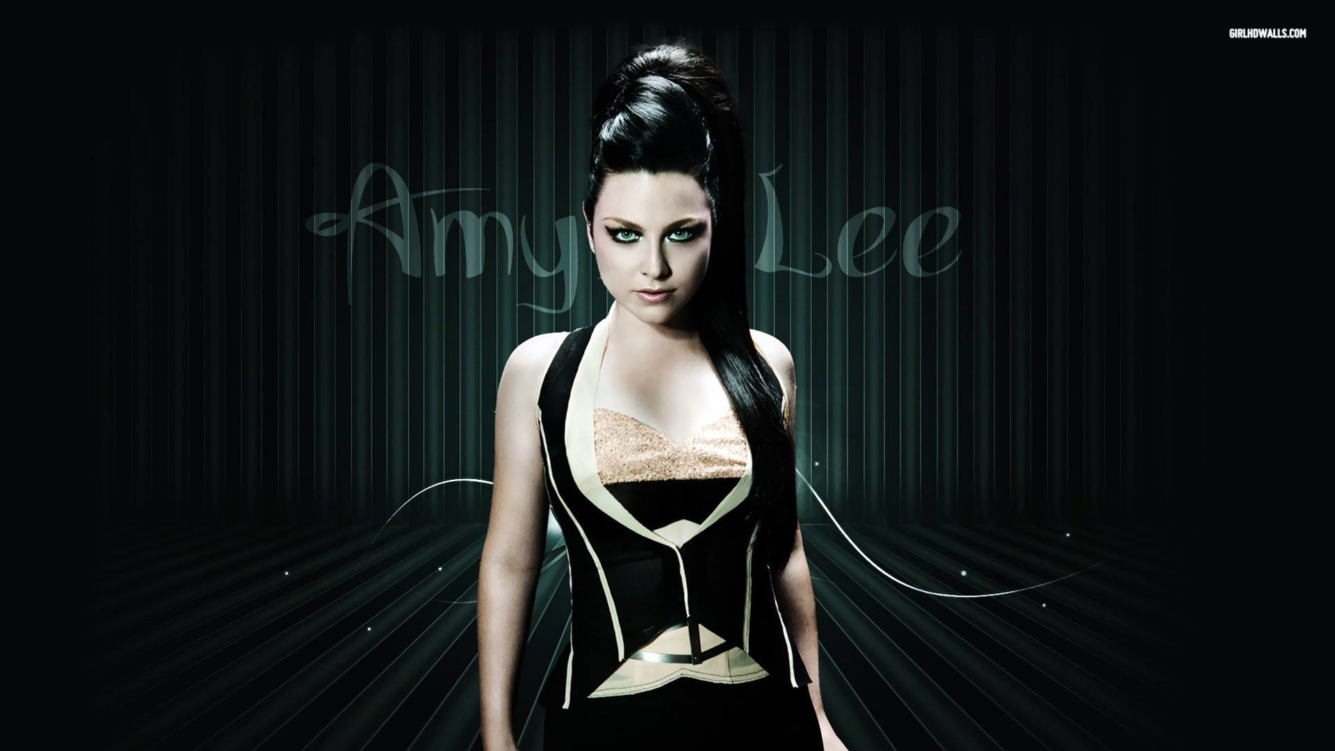 You have the possibility to download the archive with all wallpapers Amy  Lee HD absolutely free. We have a large database of wallpapers for your  desktop.