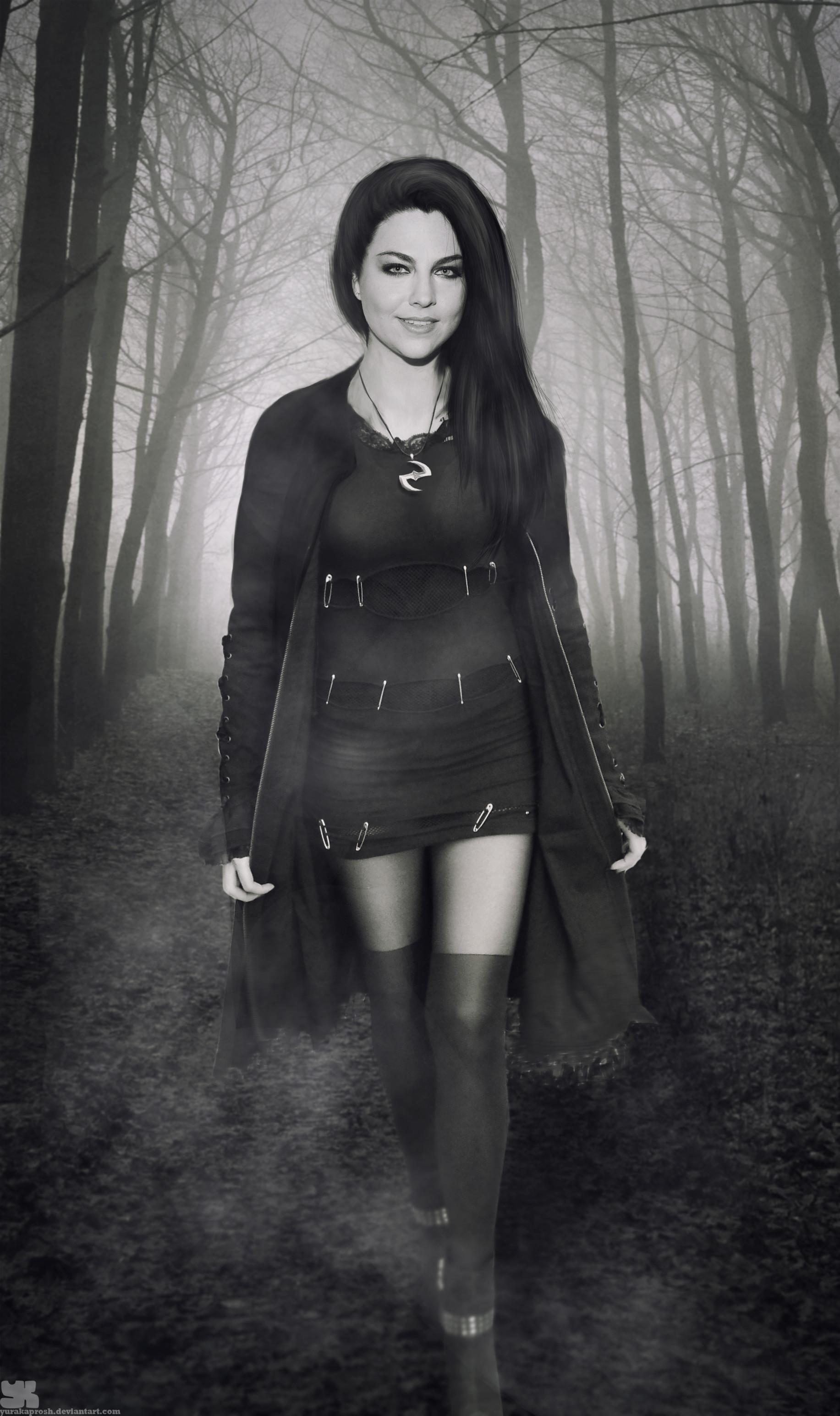 Amy Lee by YuraKaprosh Amy Lee by YuraKaprosh