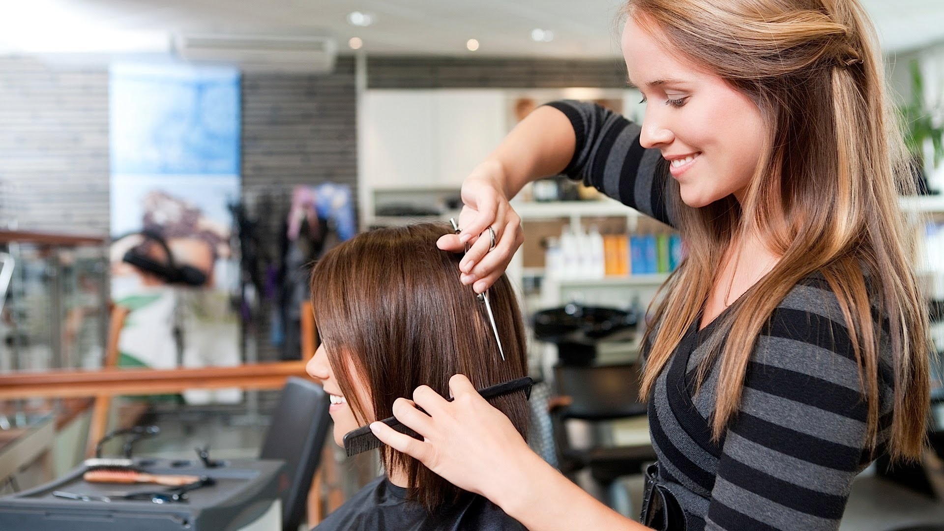 Great CRM in a beauty salon experts advice