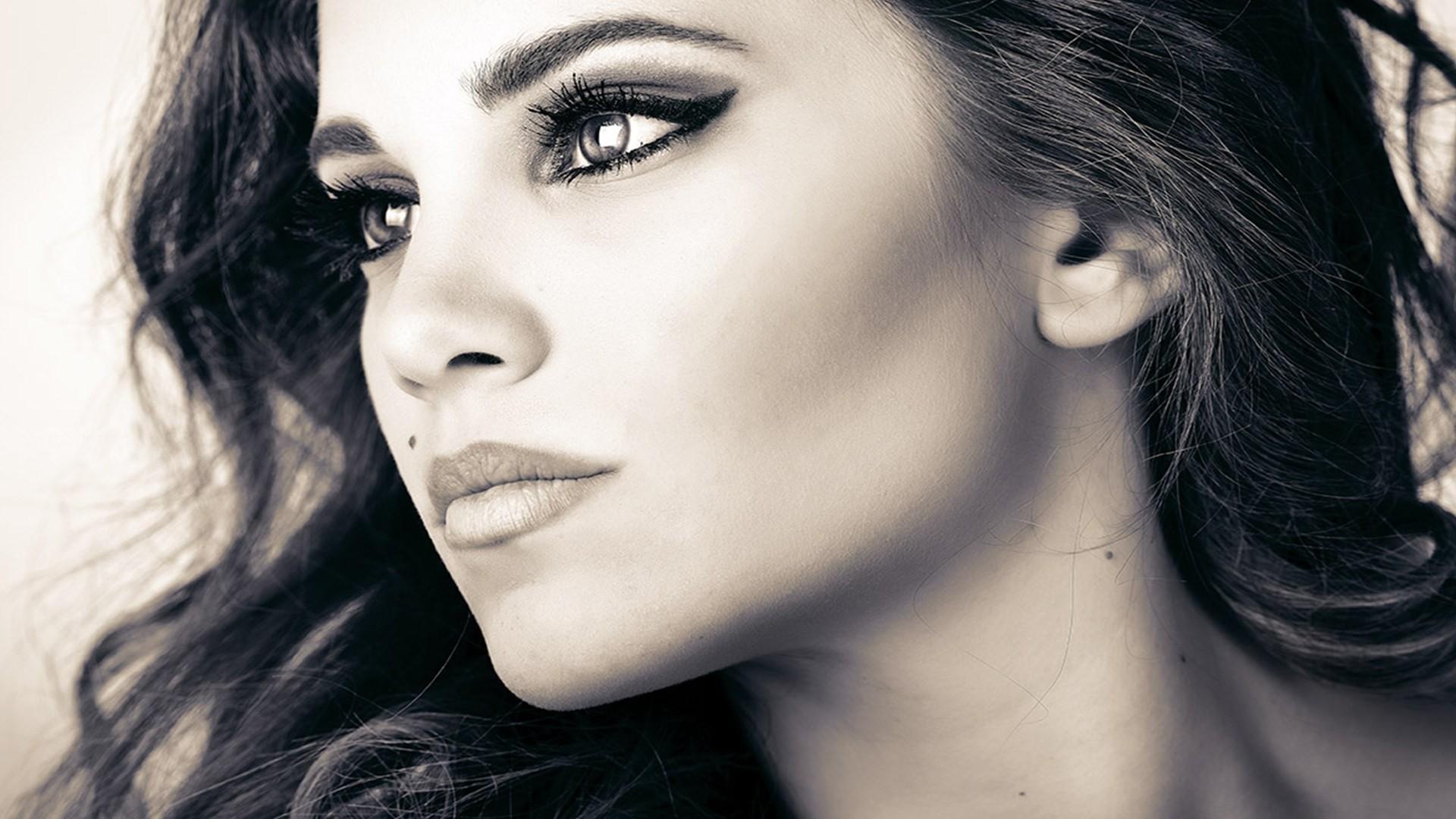 Photo Portrait Beauty Girl
