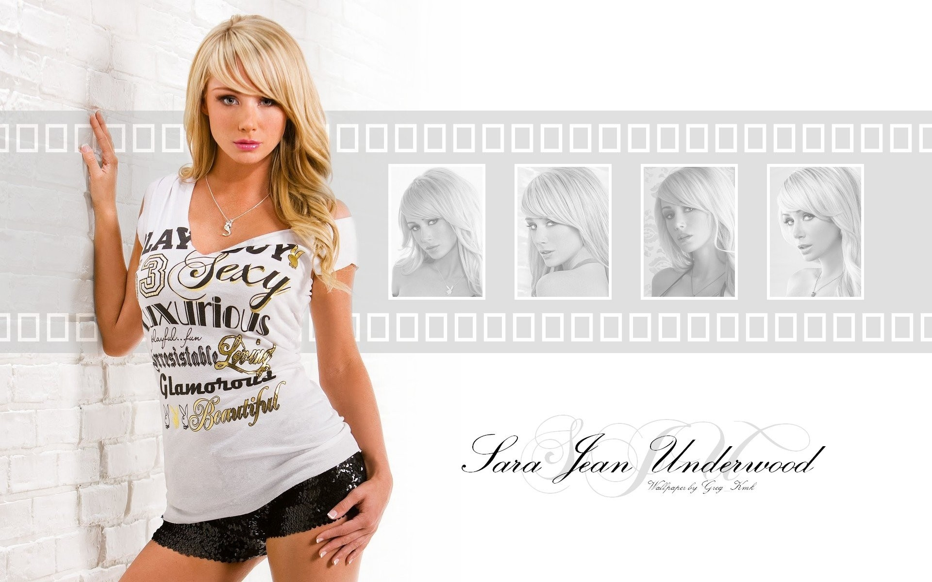 74 Sara Jean Underwood Desktop