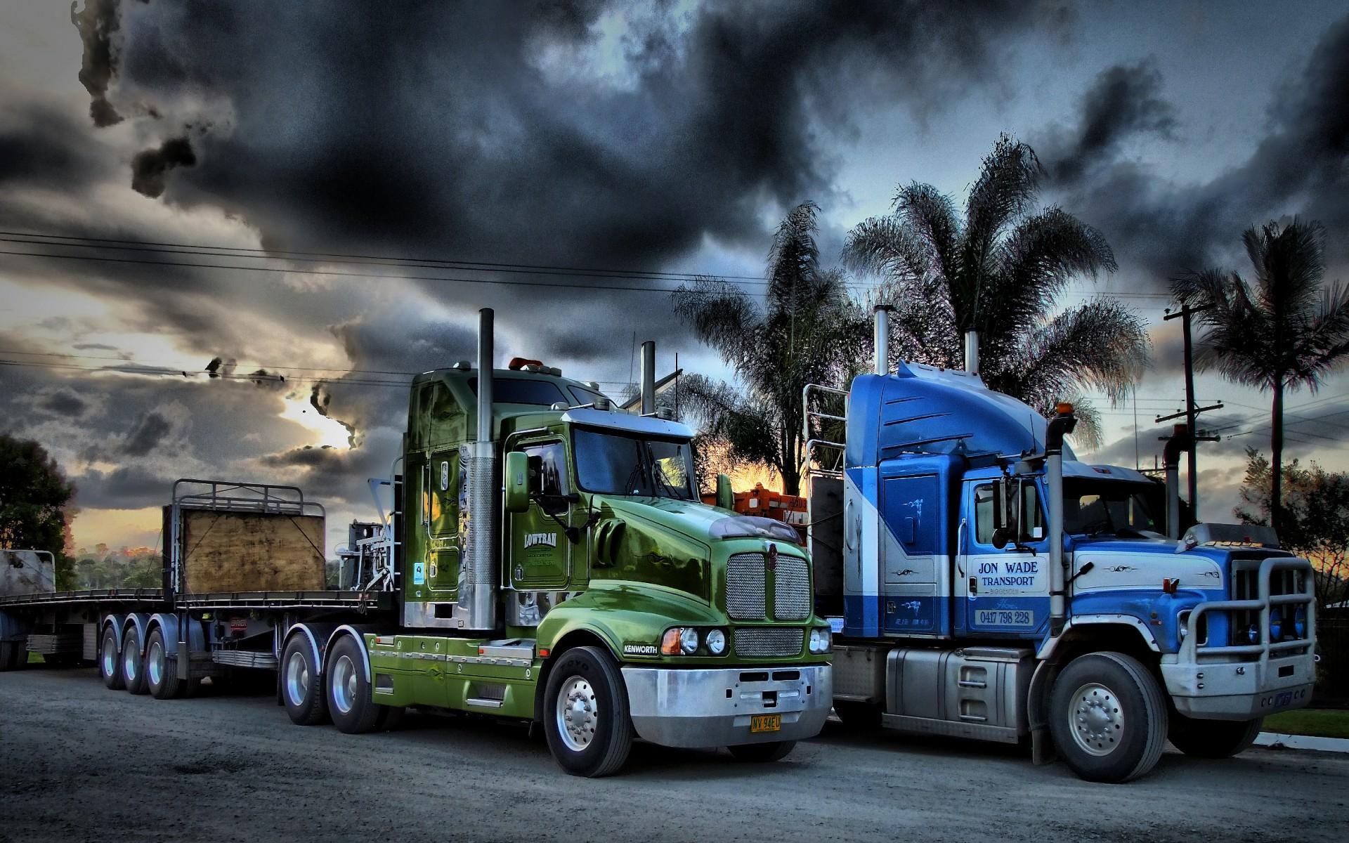 Great truck wallpaper: