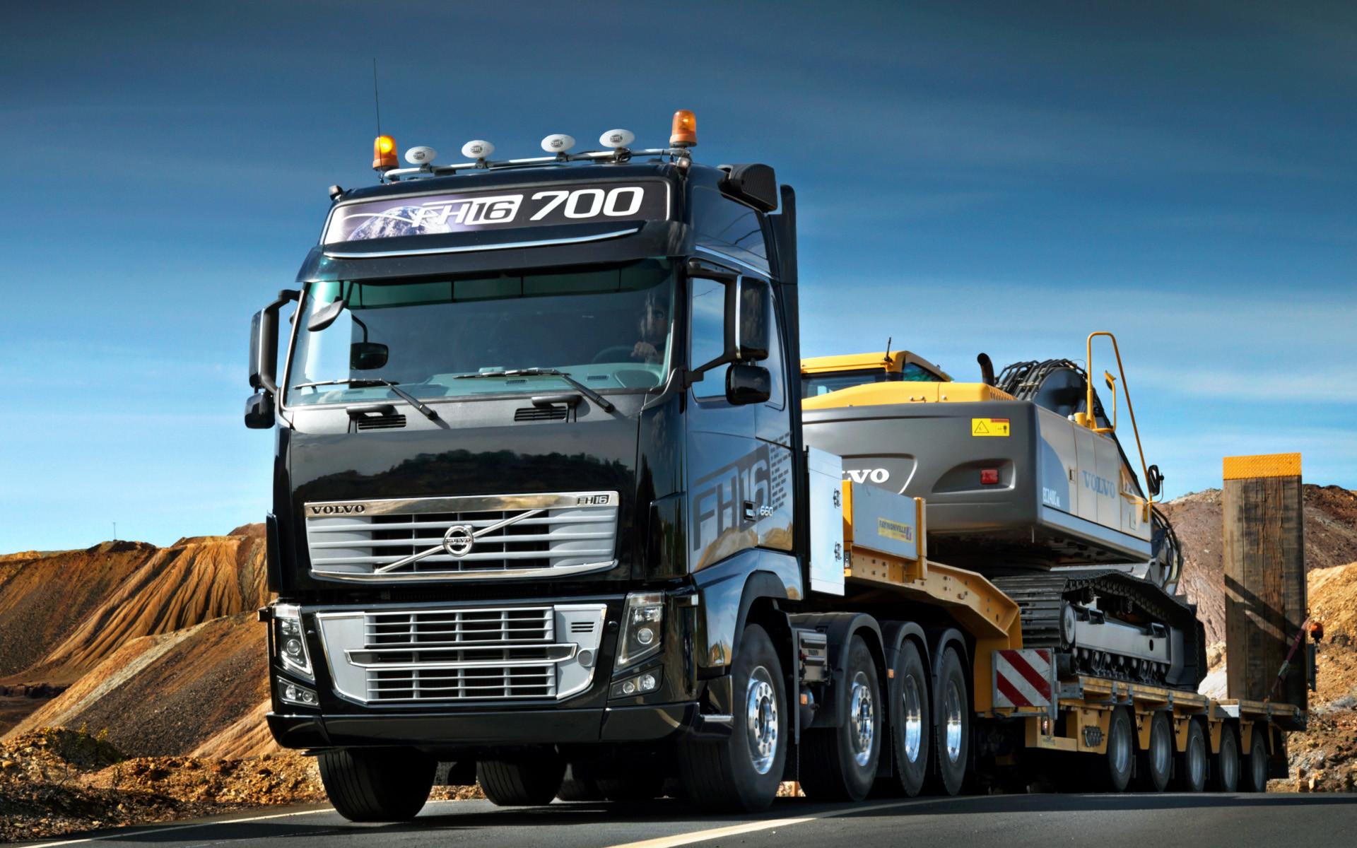 Big Truck Wallpaper HD.