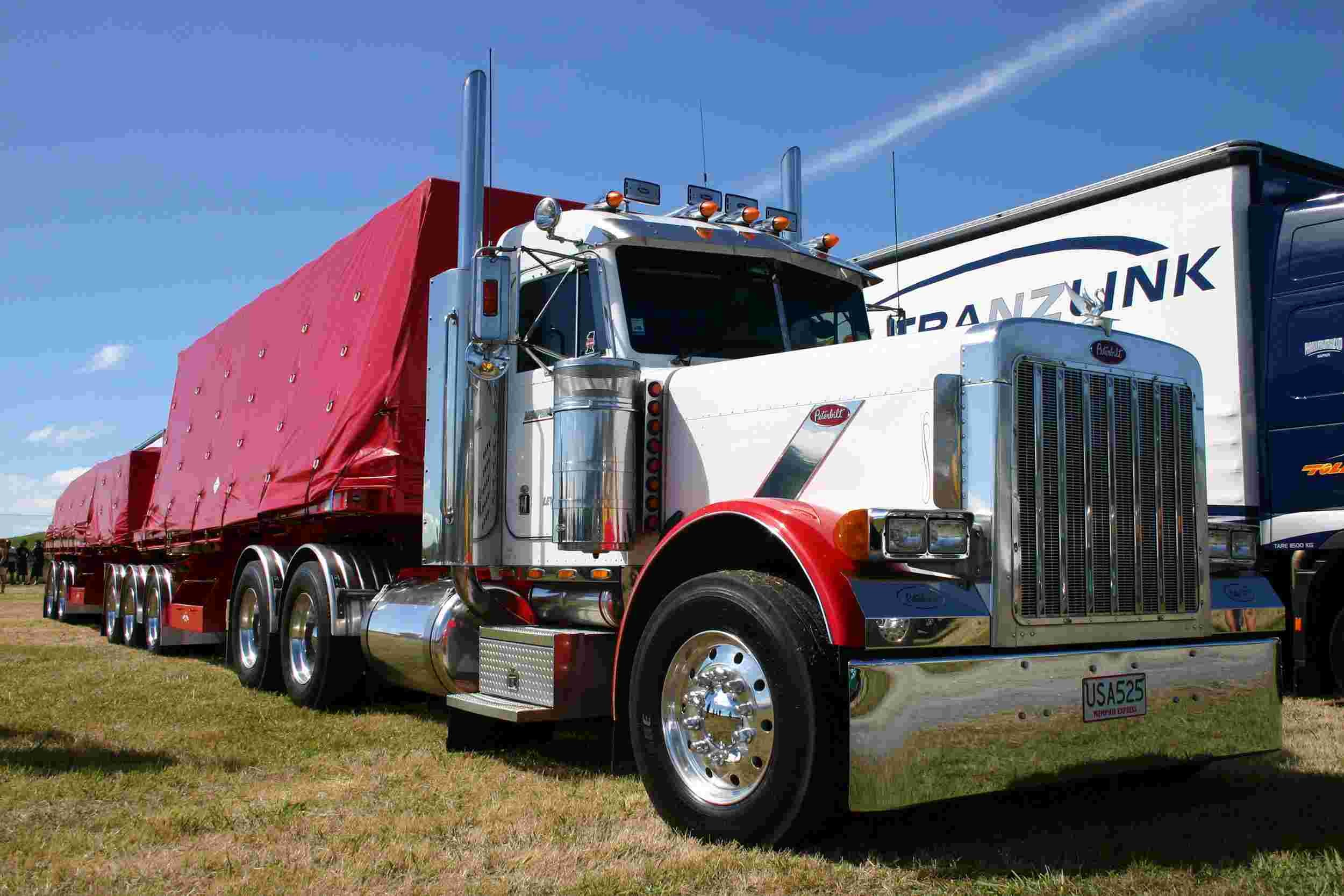 Another Wallpaper of Peterbilt