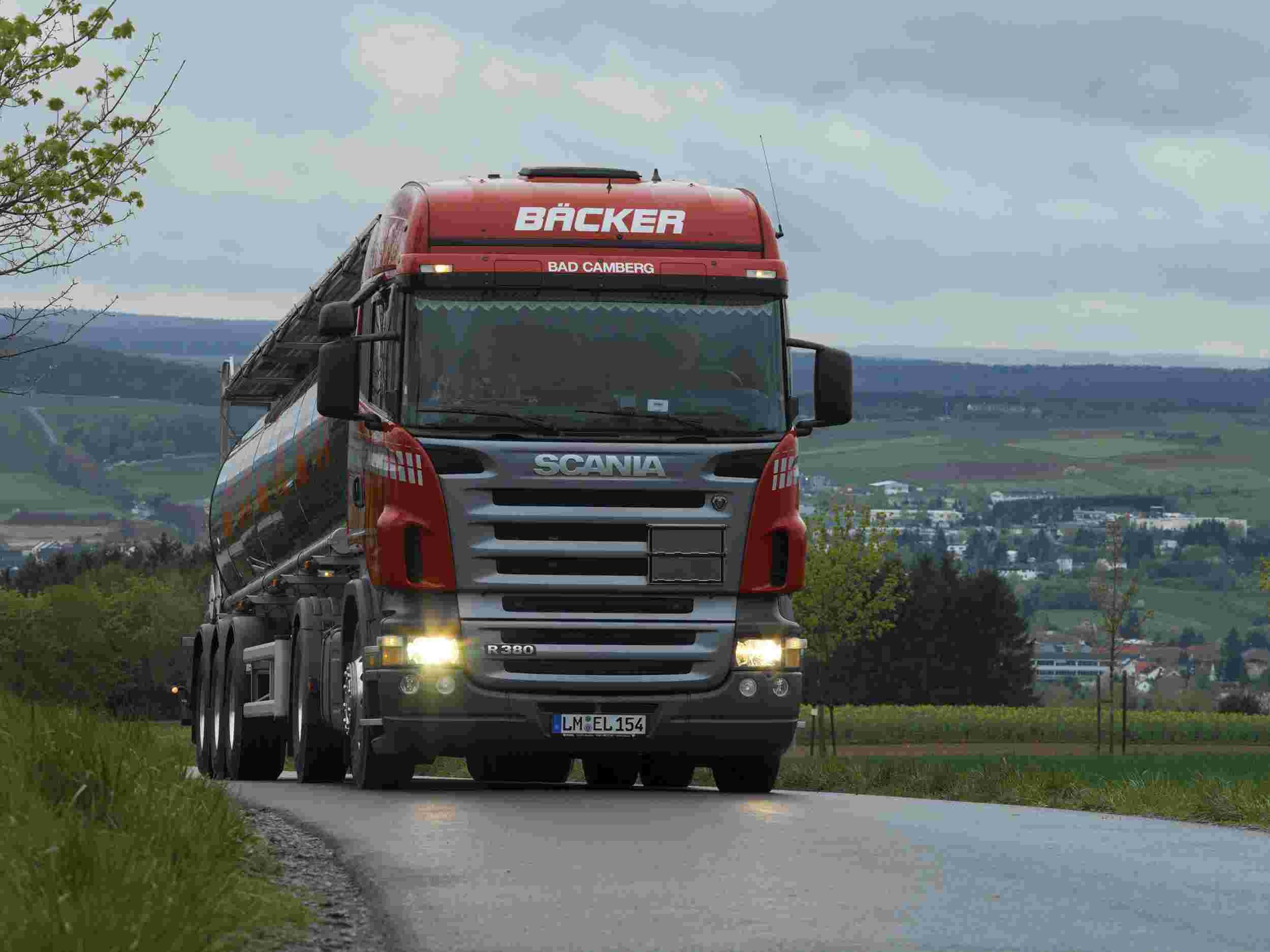 Another Wallpaper of Scania