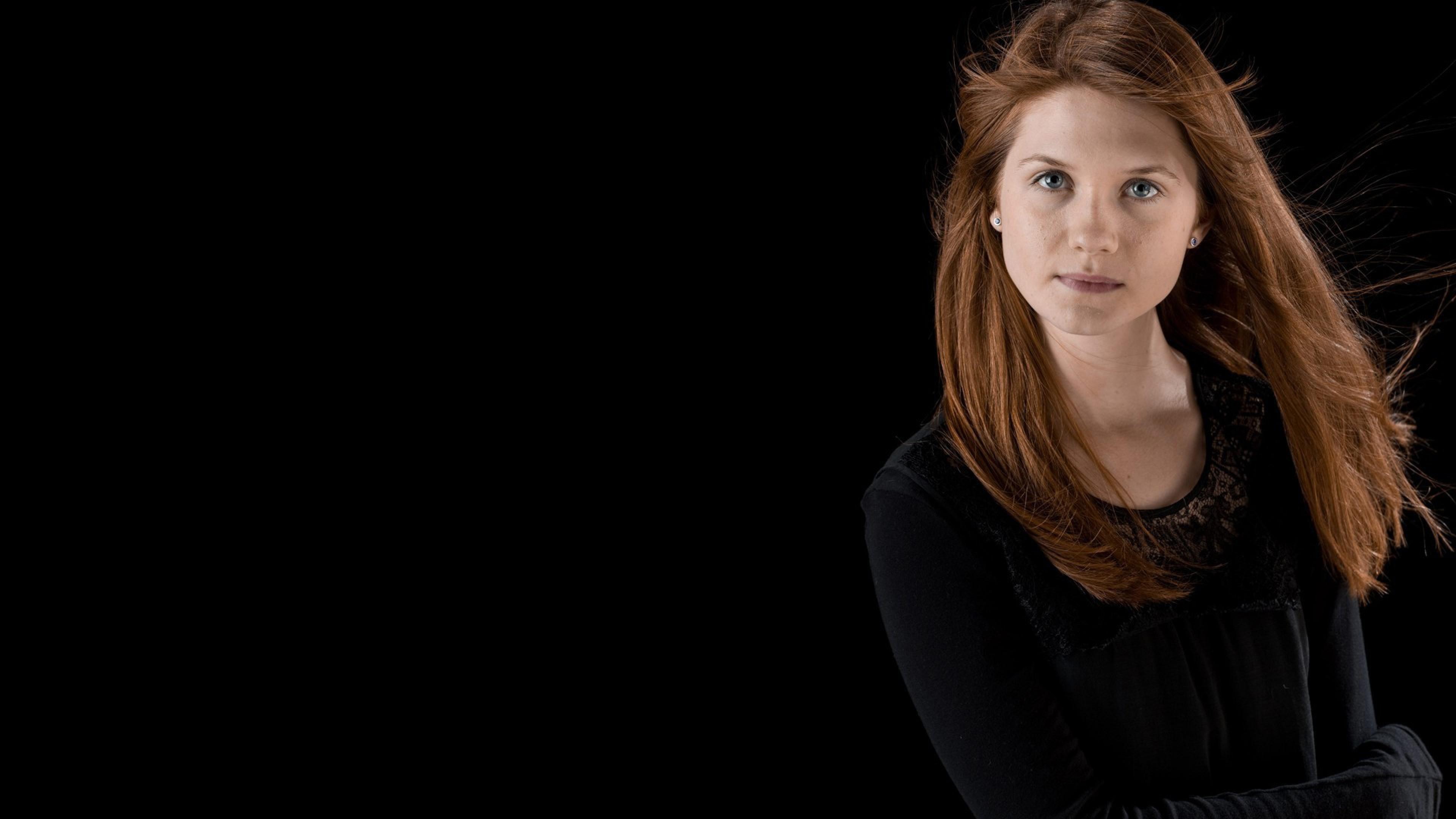 Wallpaper bonnie wright, actress, redhead