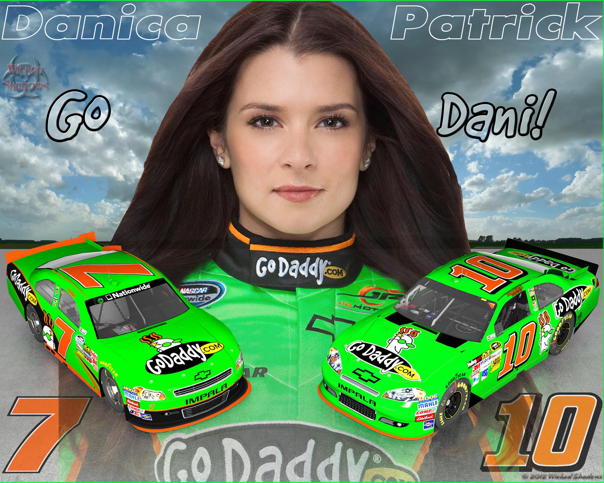 … 5×4 | 16×9 | 16×10 | 1920×1408 Tablet Danica Patrick Go Dani 2012  Wallpaper …
