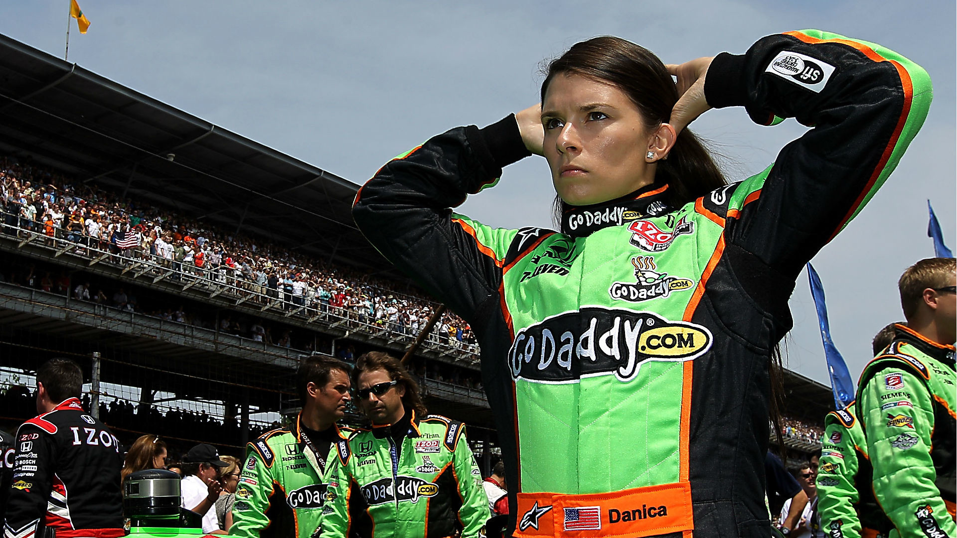 Danica Patrick's last Indy 500 start was in 2011. (Getty Images)