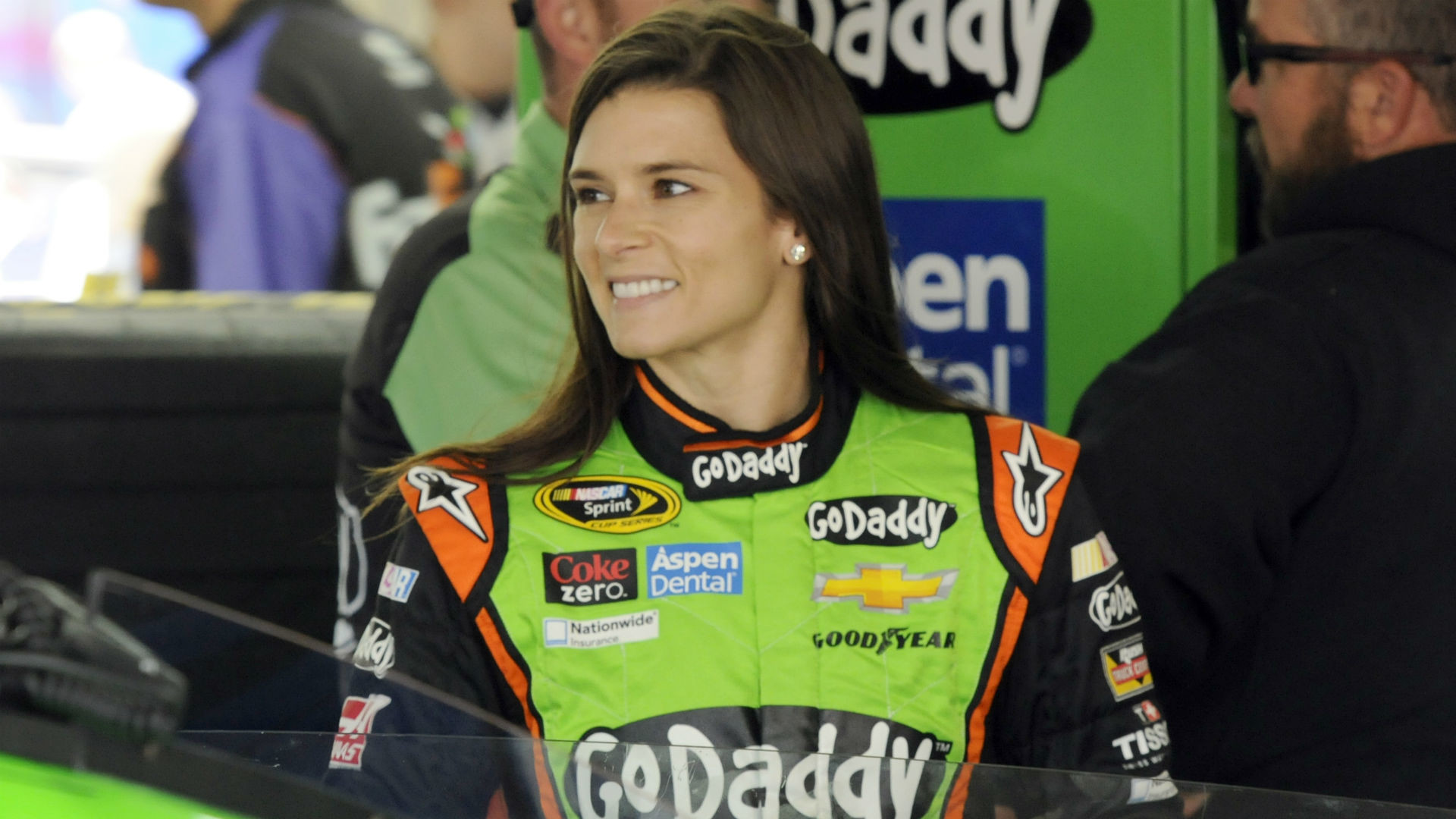 Danica Patrick gets new puppy, hopes for fewer dog days on the track |  NASCAR | Sporting News