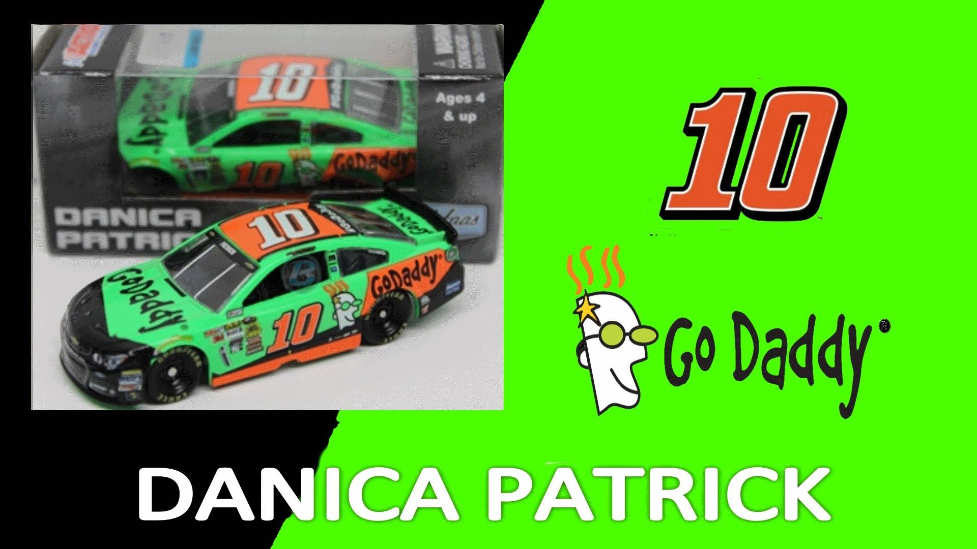 NASCAR DieCast Review Danica Patrick GoDaddy 2015 1:64