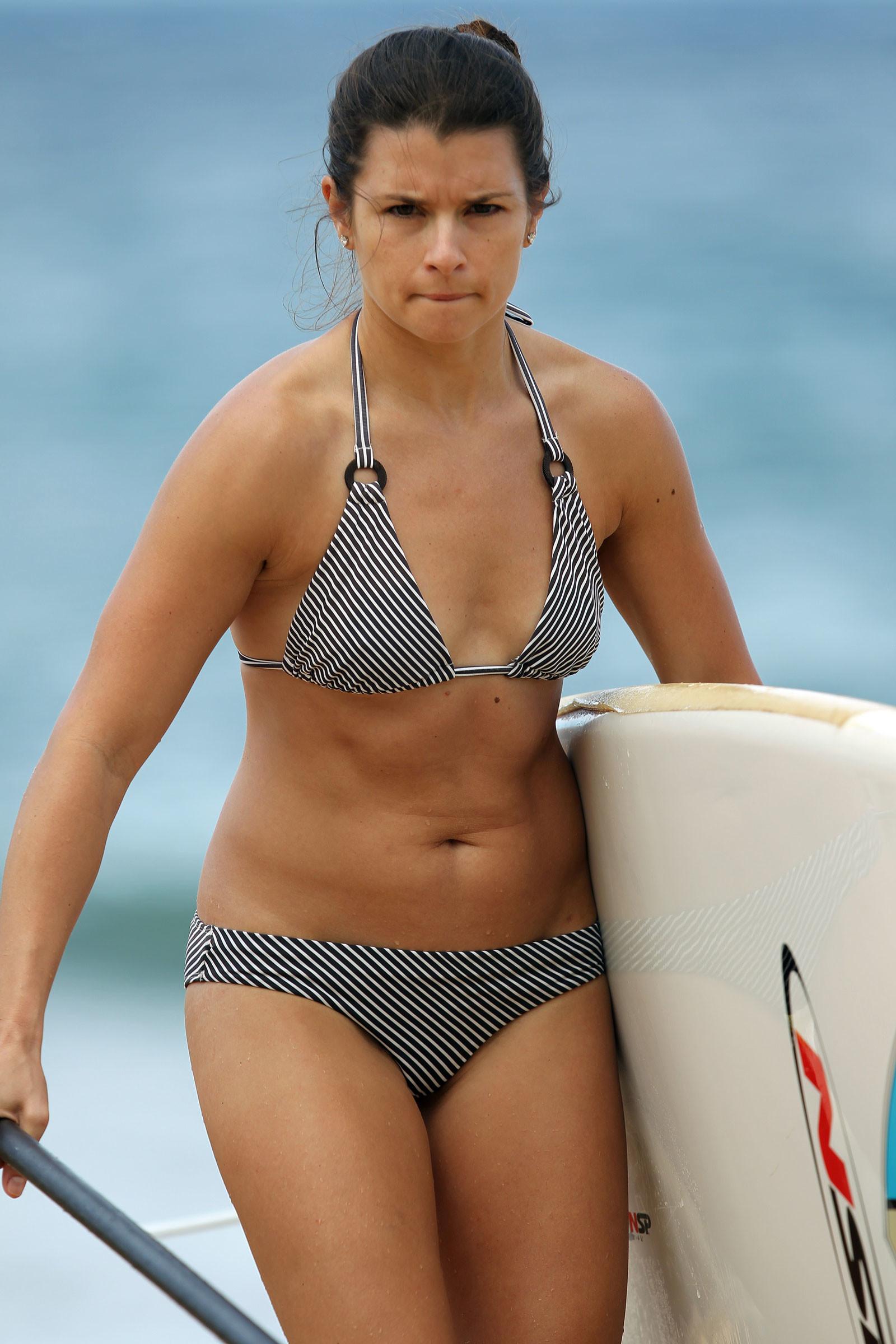 Danica Patrick Bikini Candids in Hawaii (81 Photos) Danica Patrick