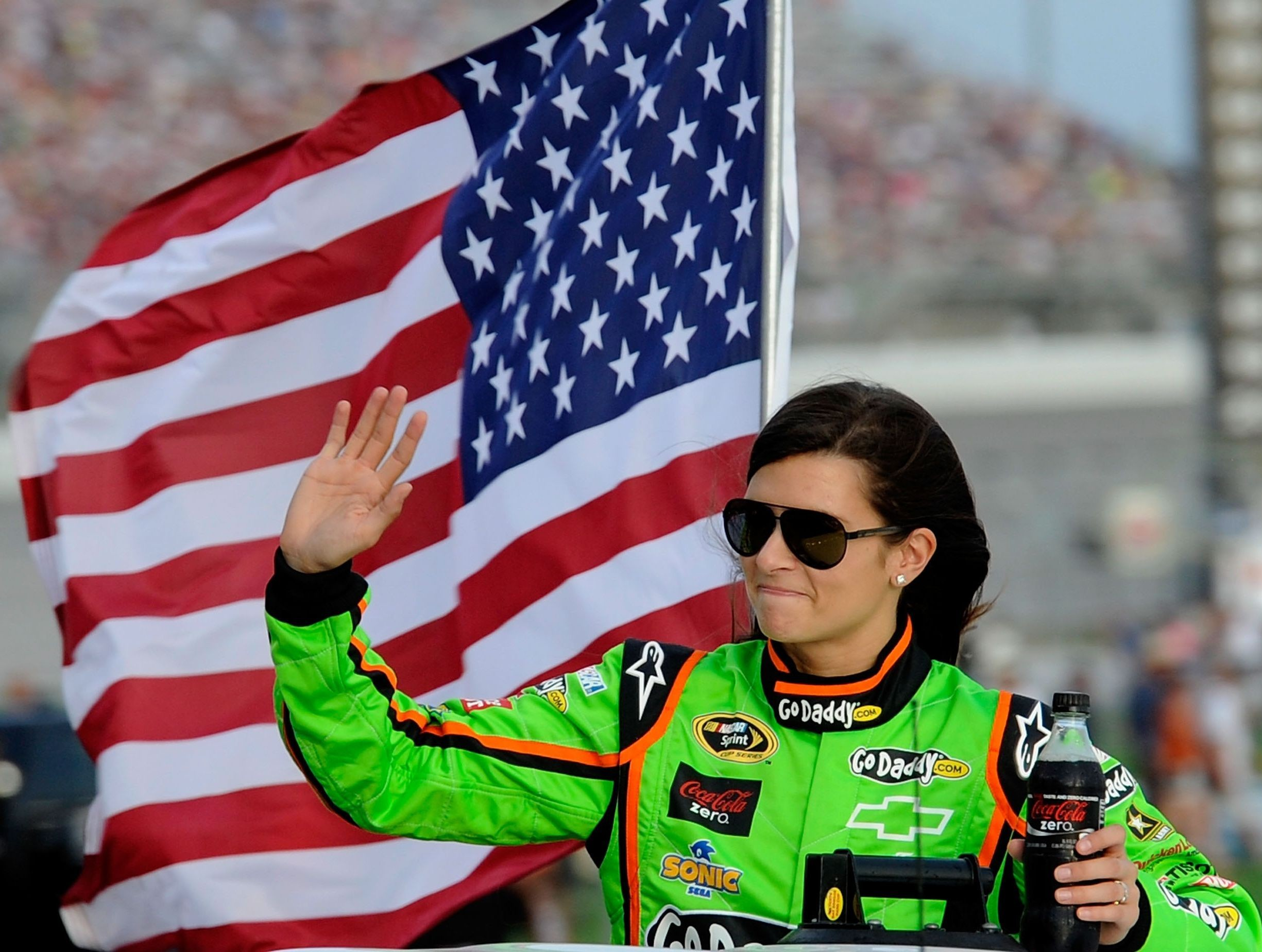 Action Racing Collectibles #Danica Patrick 12 Nationwide #NASCAR .