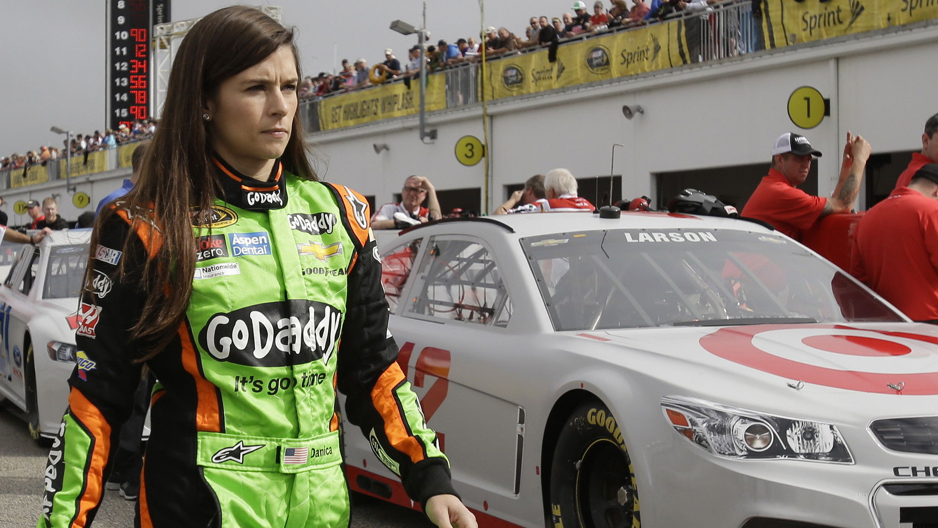 Danica Patrick faces big question: Will she ever win a Cup race? | NASCAR |  Sporting News