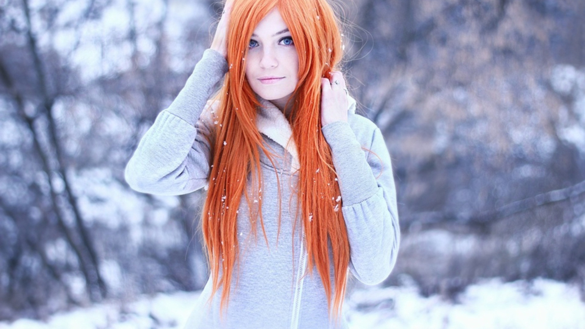 Winter Girl HD Wallpapers : Get Free top quality Winter Girl HD Wallpapers  for your desktop PC background, ios or android mobile phones at WOWHDBac…