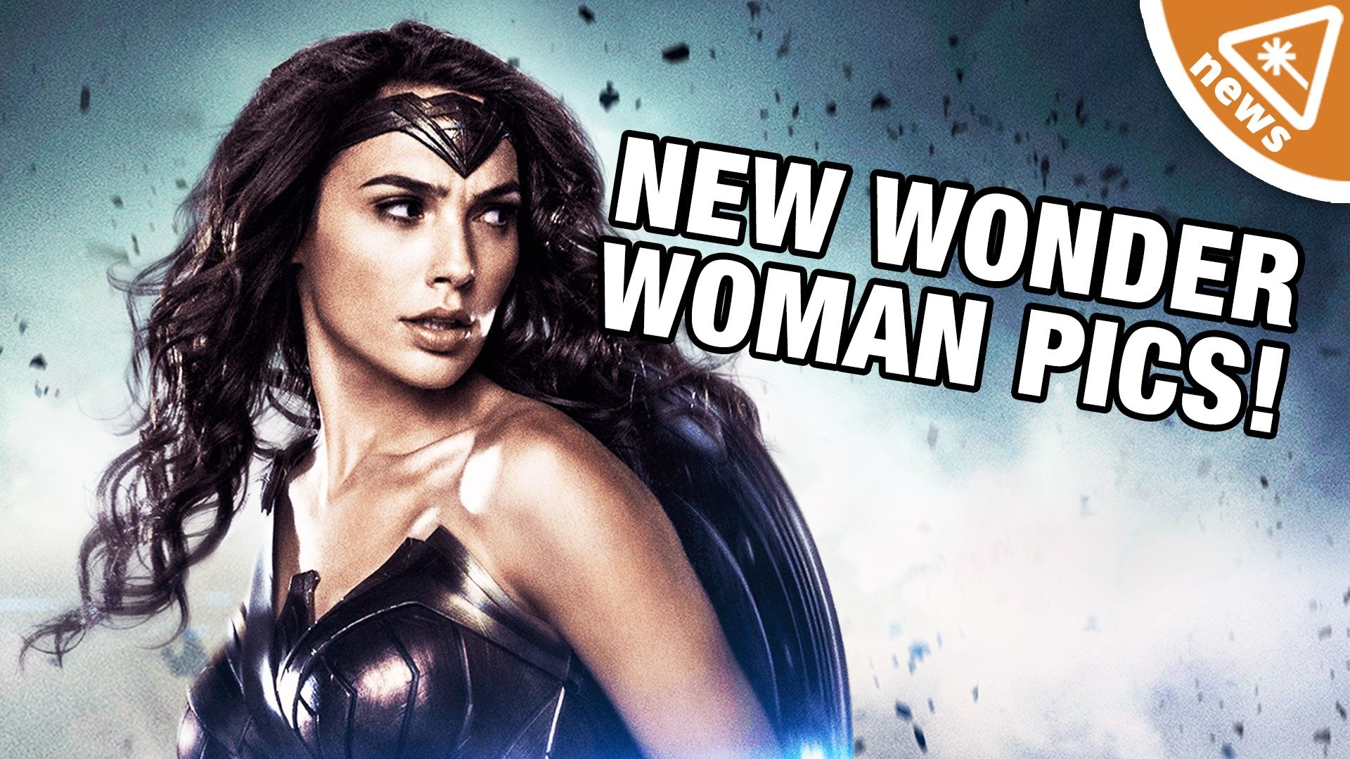 What Details Do the Leaked Wonder Woman Set Pics Reveal? (Nerdist News w/ Jessica  Chobot) – YouTube