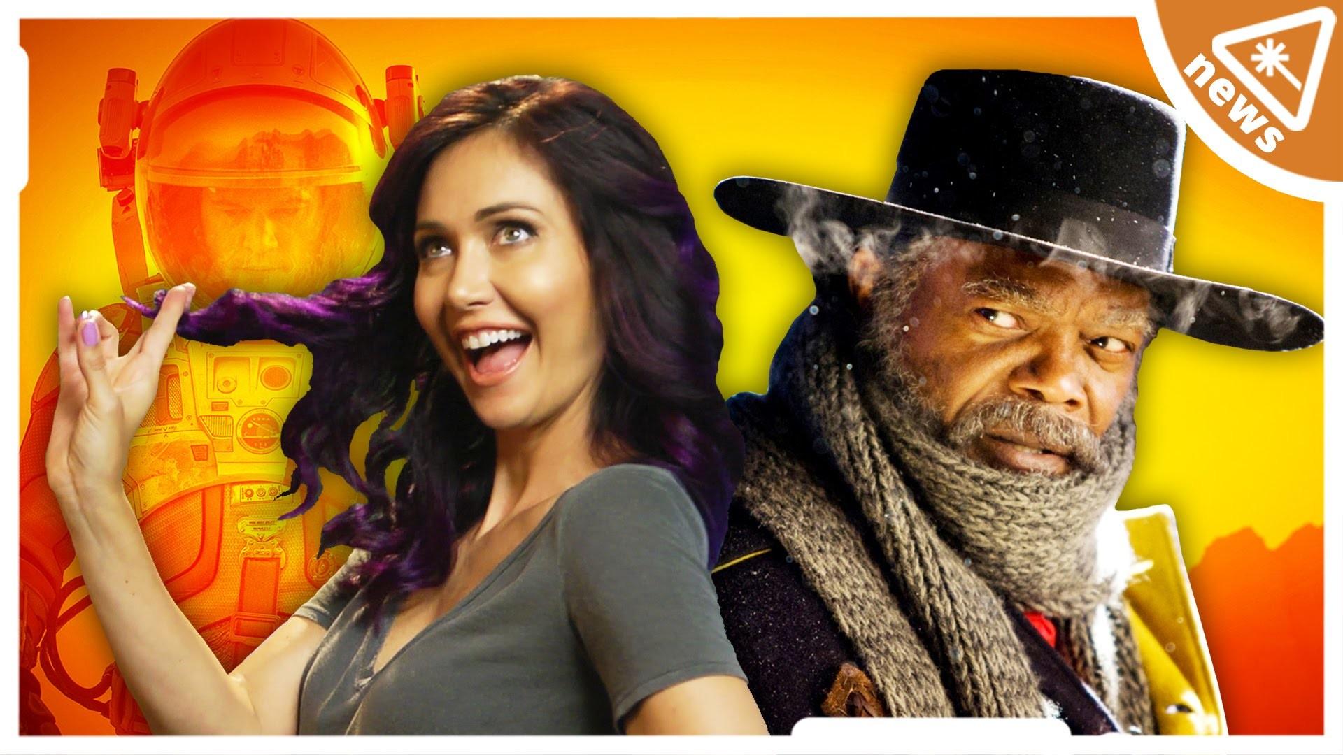 Top 7 Upcoming Non-STAR WARS Geek Movies! (Nerdist News w/ Jessica Chobot)  – YouTube