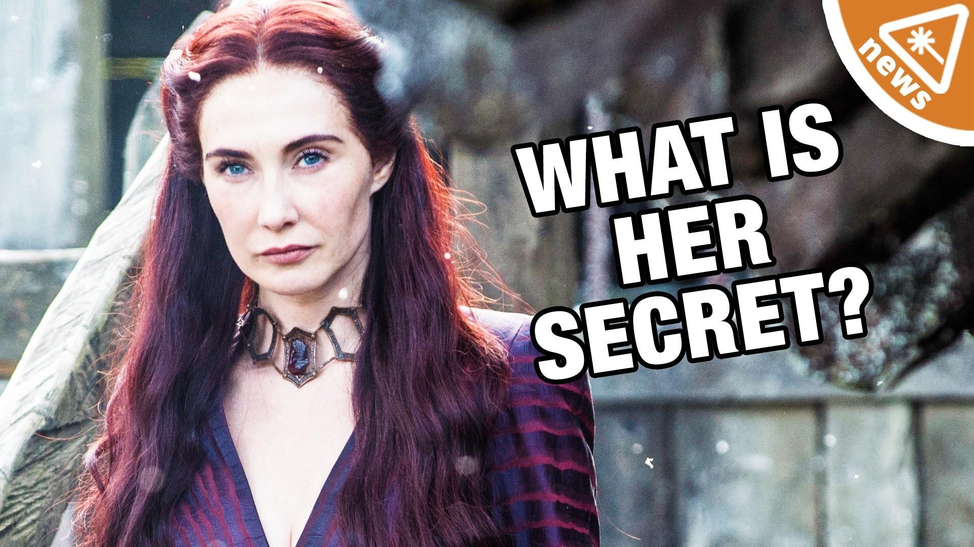 What is Melisandre's Big Secret in Game of Thrones? (Nerdist News w/ Jessica  Chobot) – YouTube