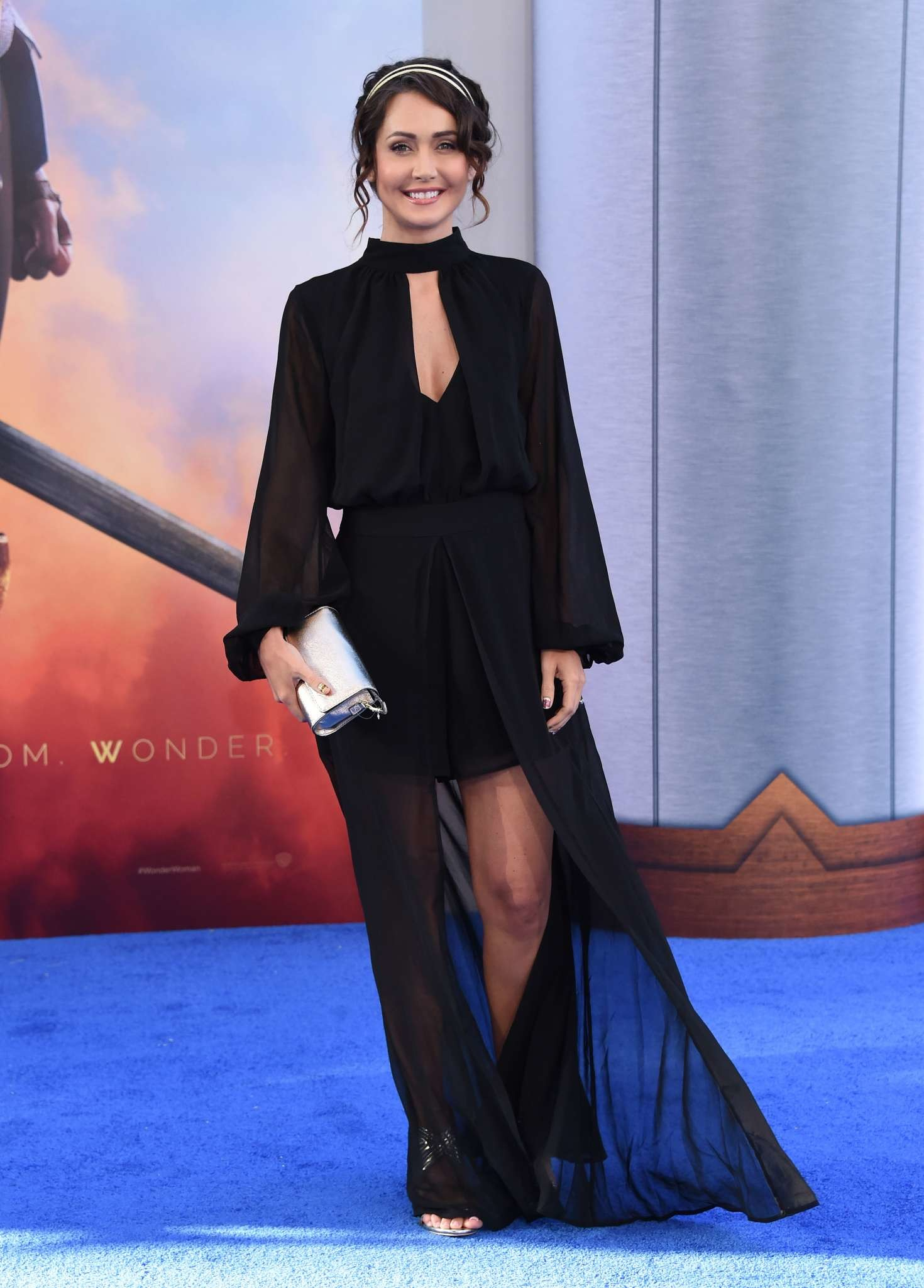 Jessica Chobot: Wonder Woman Premiere in Los Angeles -02 – Full Size