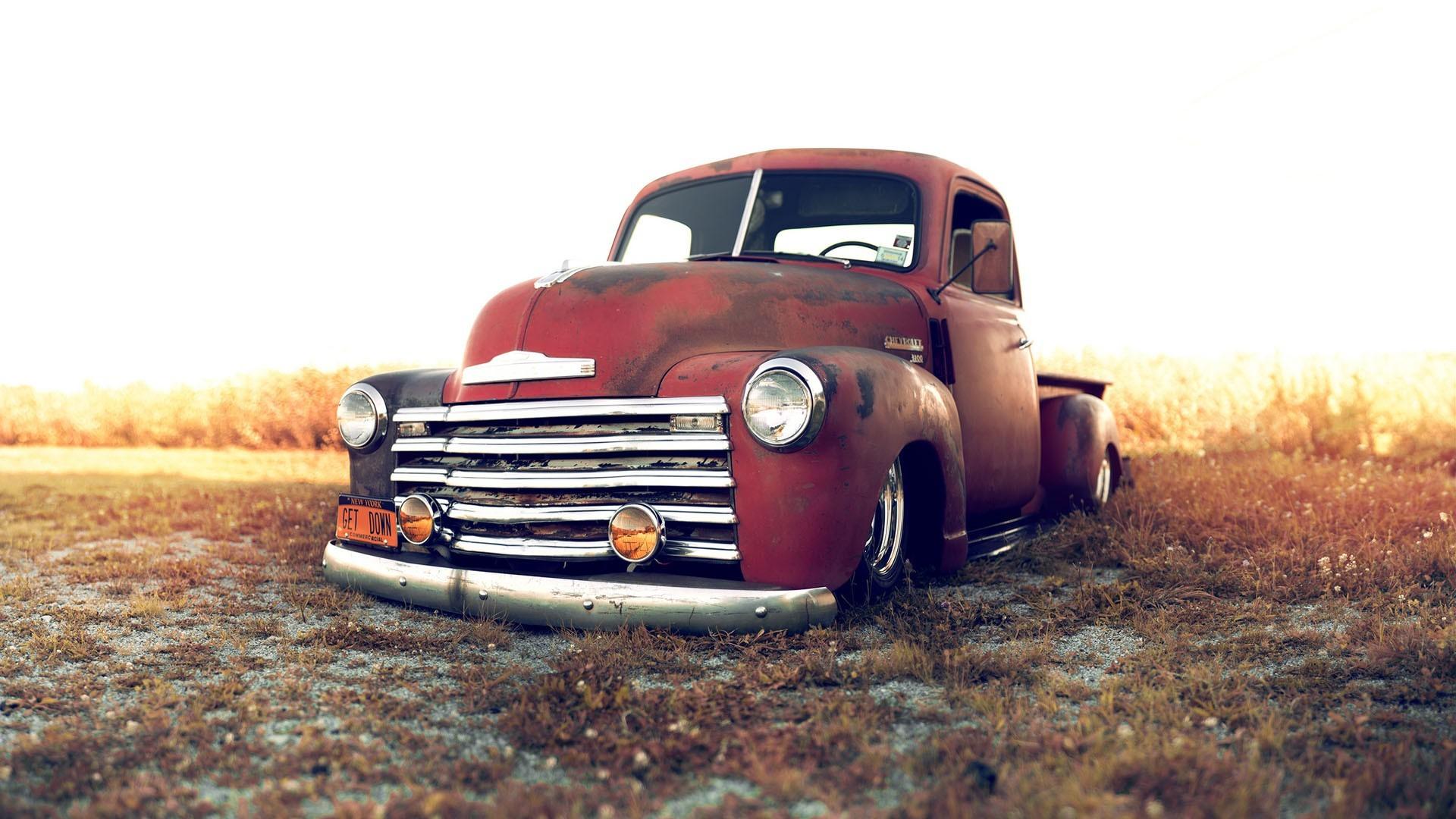1949 CHEVY chevrolet trucks lowriders custom classic-cars wallpaper .