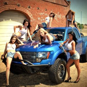 Country Girls and Trucks