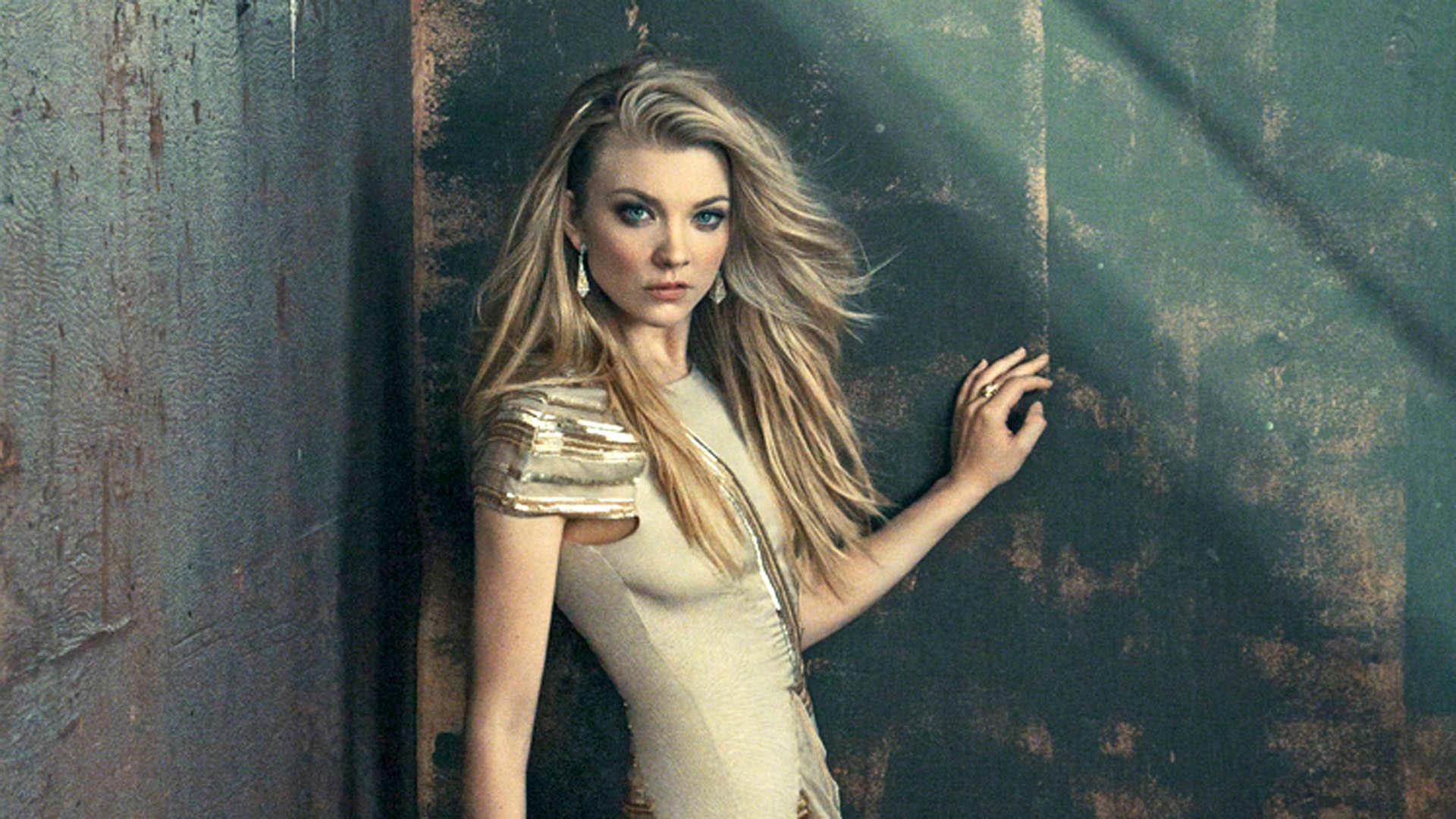 Natalie Dormer Perfect Woman Photoshoot wallpaper