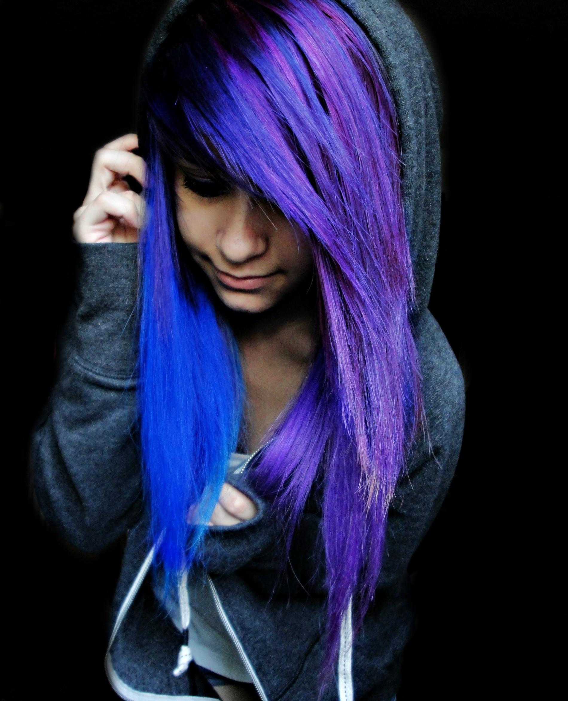 emo and scene girls | Scene-girl-emo-and-scene-hairstyles