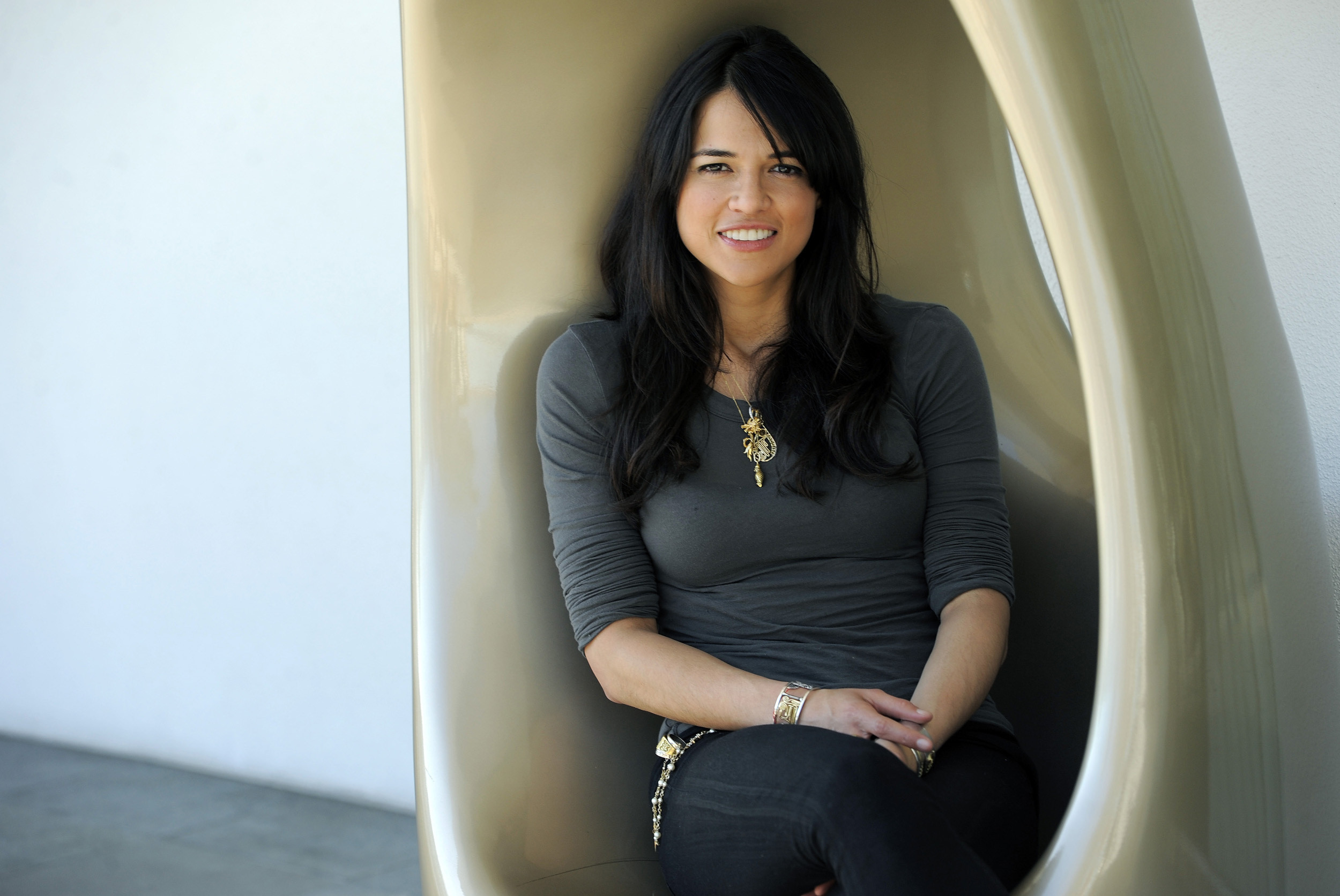 HD Wallpaper and background photos of Michelle Rodriguez Wallpaper for fans  of Michelle Rodriguez images.