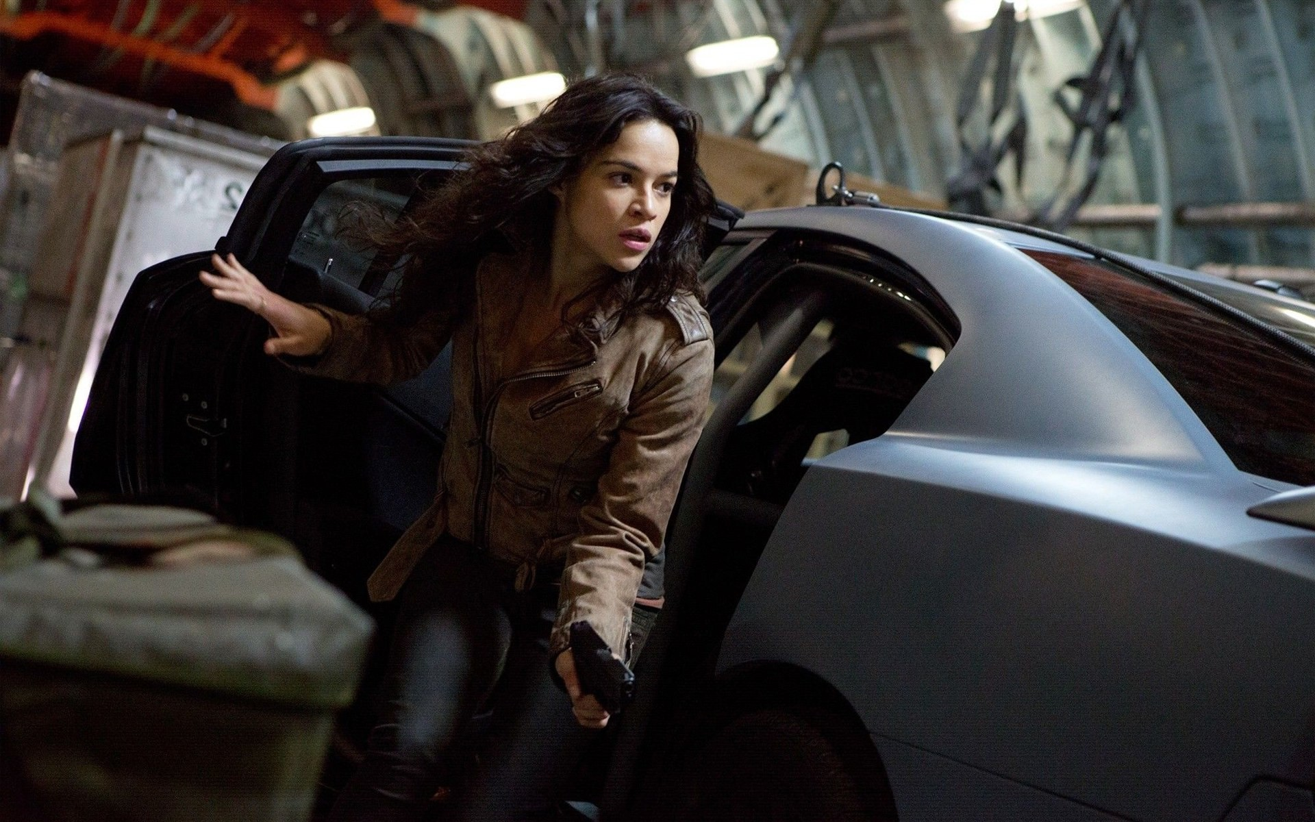 Michelle Rodriguez Doubles Down on Her Comments About 'Fast and Furious'  Needing Better Female Characters   Glamour
