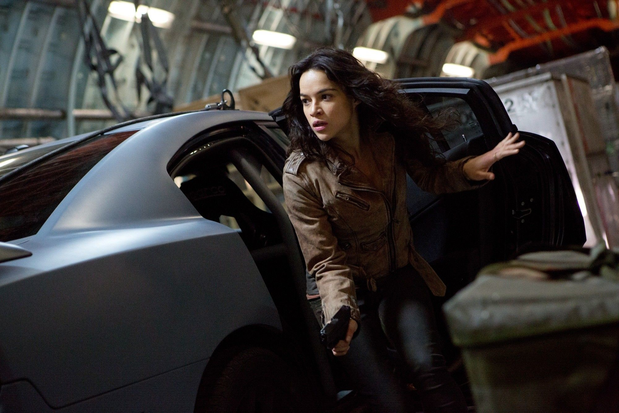 Michelle Rodriguez Fast And Furious Car