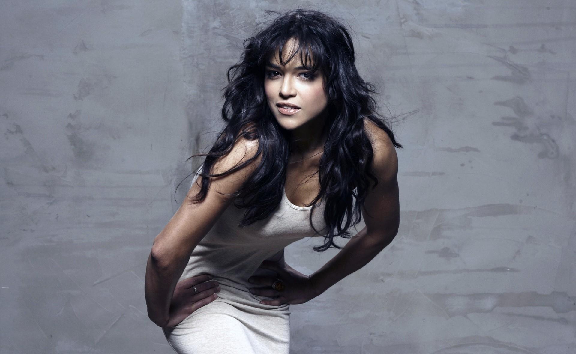 Michelle Rodriguez Blonde