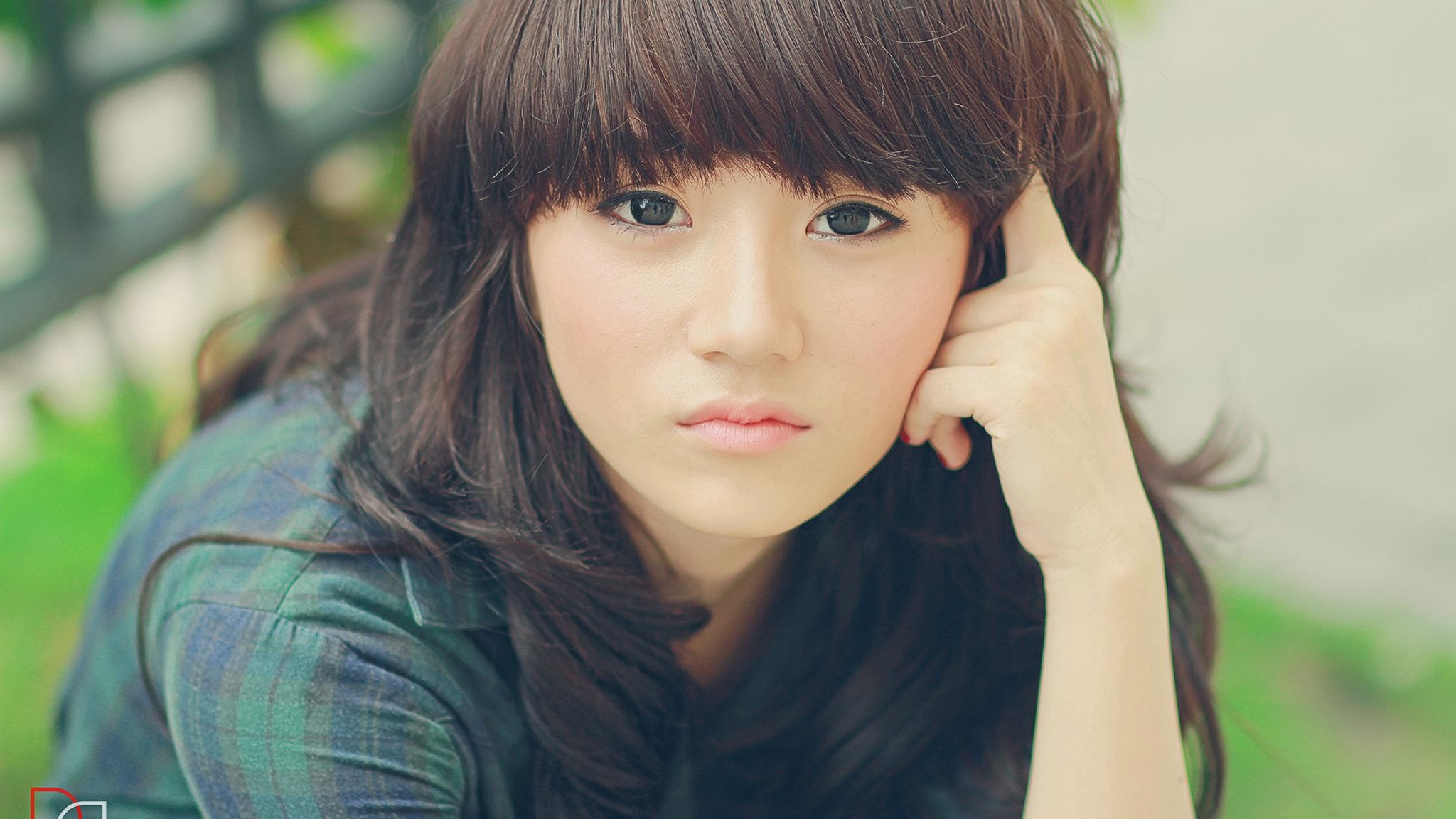 wallpaper.wiki-Free-Download-Cute-Asian-Image-PIC-. VN teen girls wallpapers  collection
