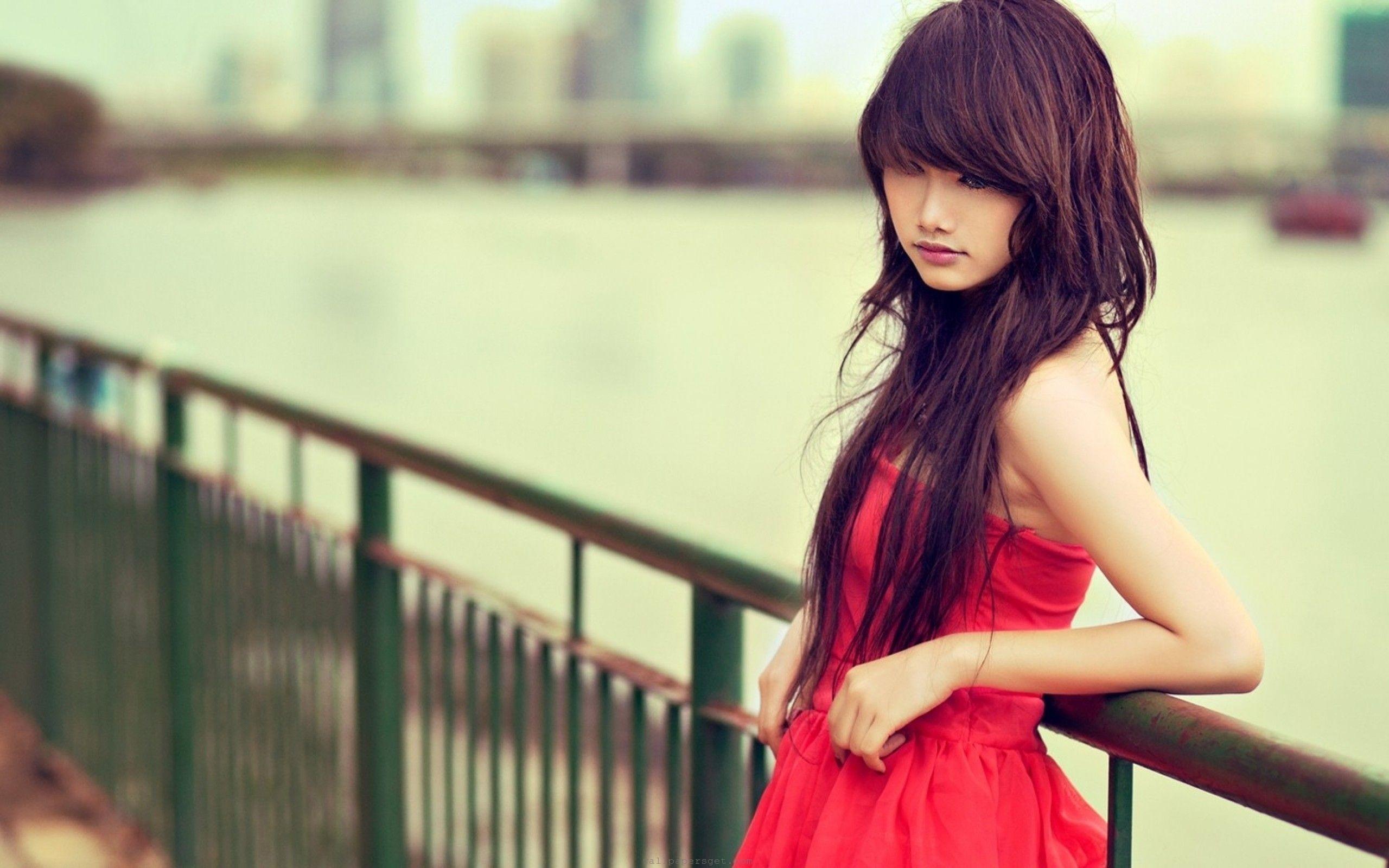 Cute And Beautiful Asian Girls Wallpapers Full HD Free Download
