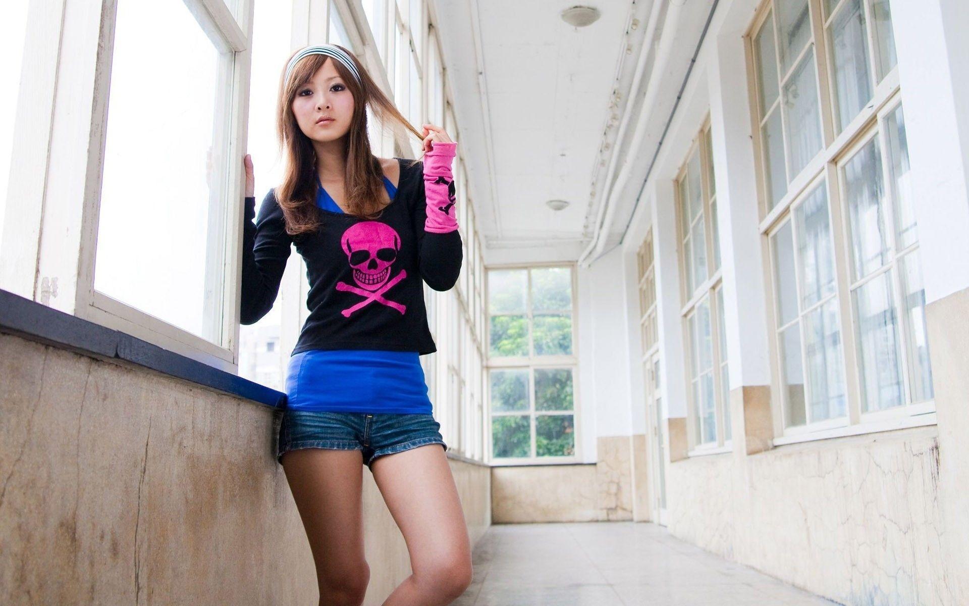 Cute Mikako Zhang