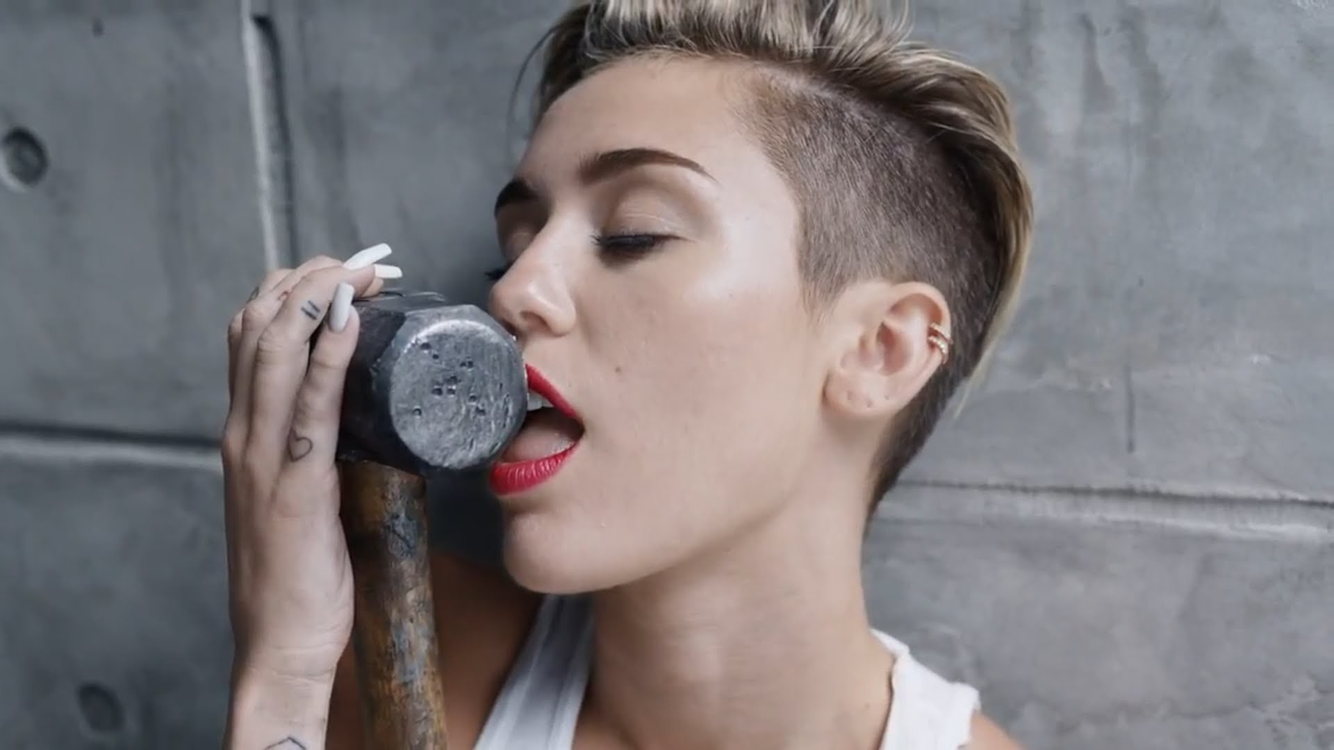 Miley Cyrus Wrecking Ball Tumblr