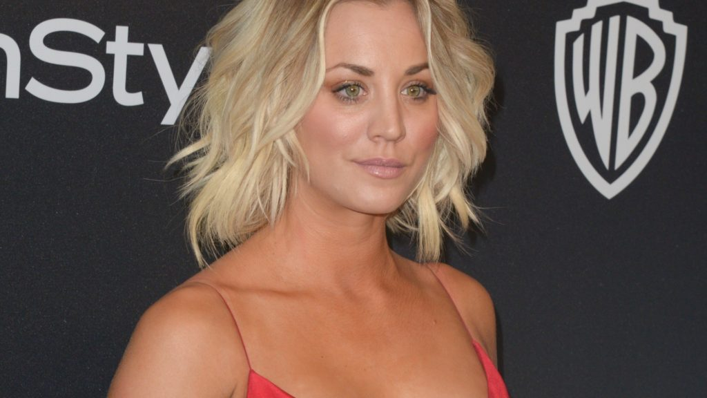 Kaley Cuoco and Johnny Galecki are adorable, but there's another man in her  life who's