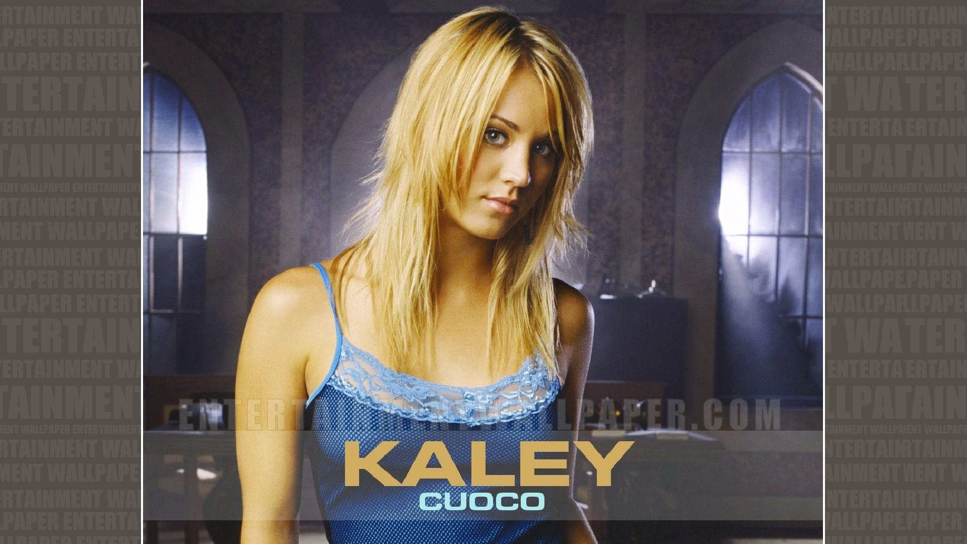 Kaley Cuoco Wallpaper – Original size, download now.