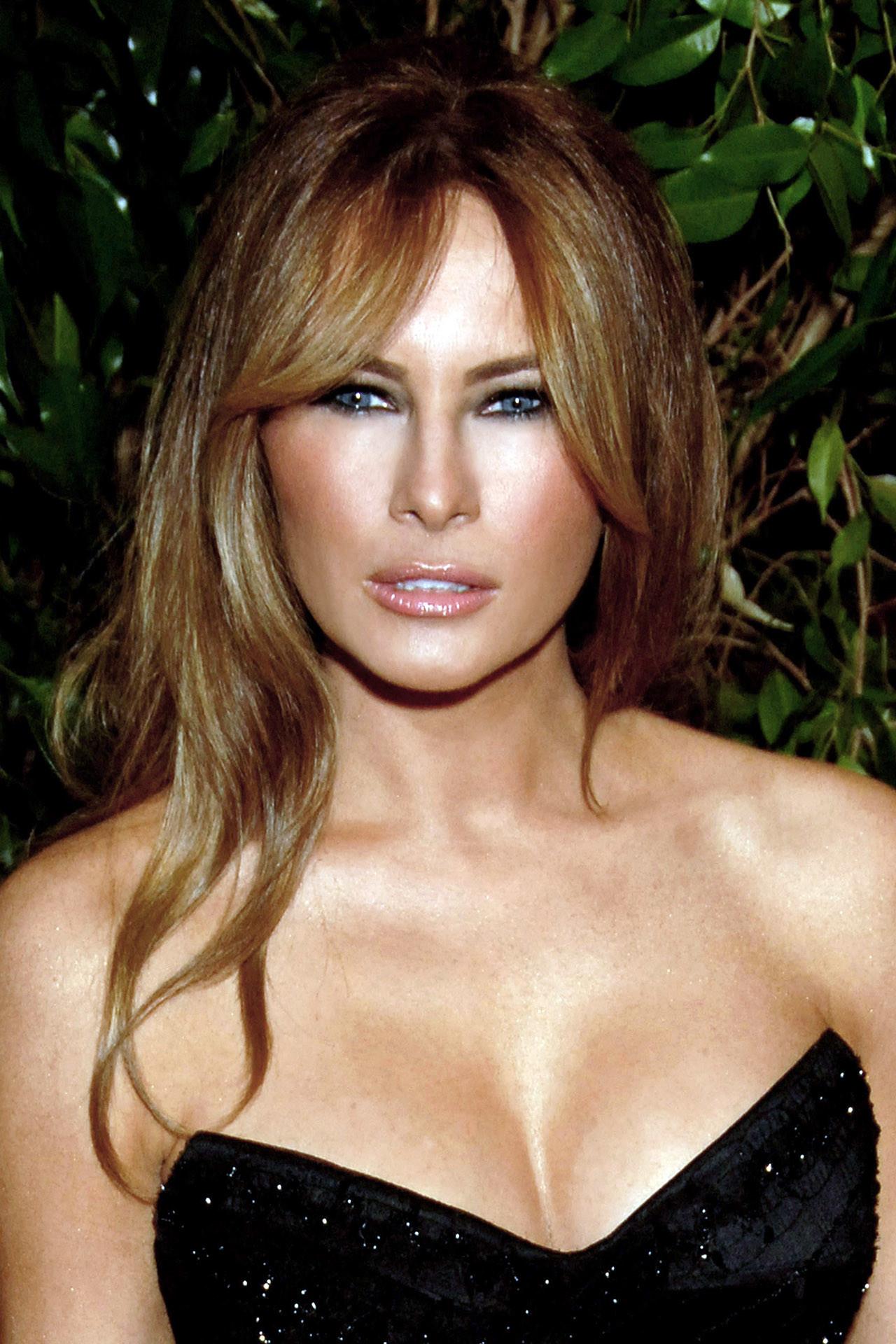 Donald Trump current wife Melania