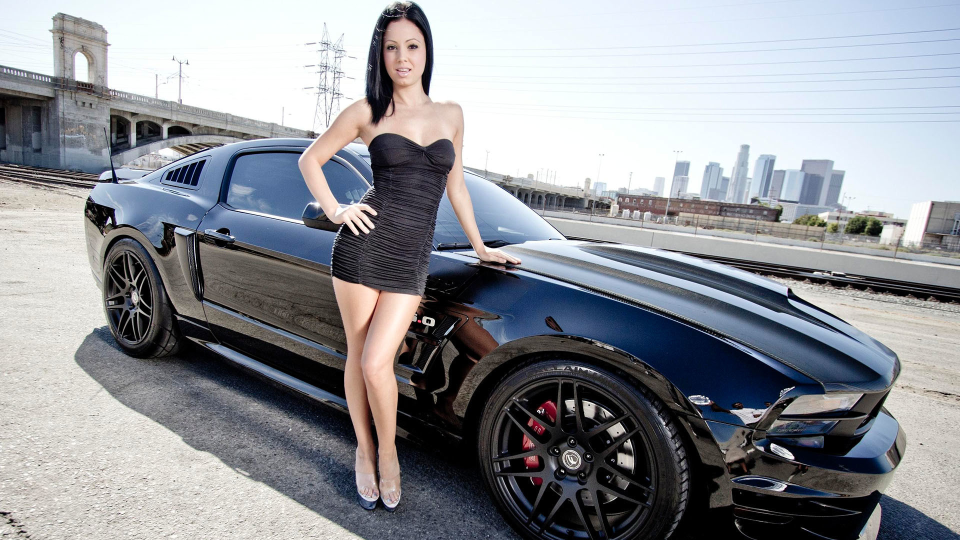 Mustangs Girls Stang – Bing images | 2005 to 2014 Mustangs (5th Gen) |  Pinterest | Mustang girl and 2014 mustang