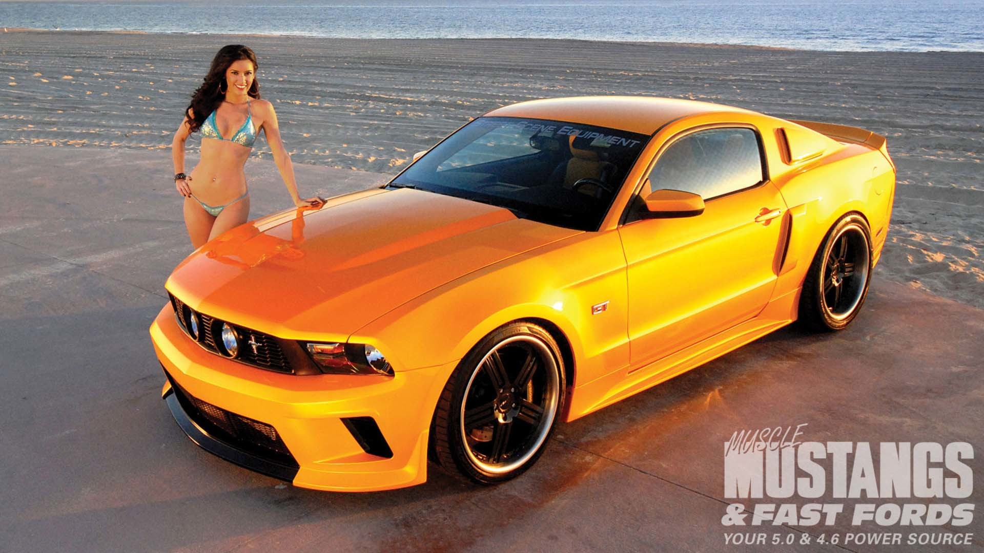 Hot Ford Mustangs · 0