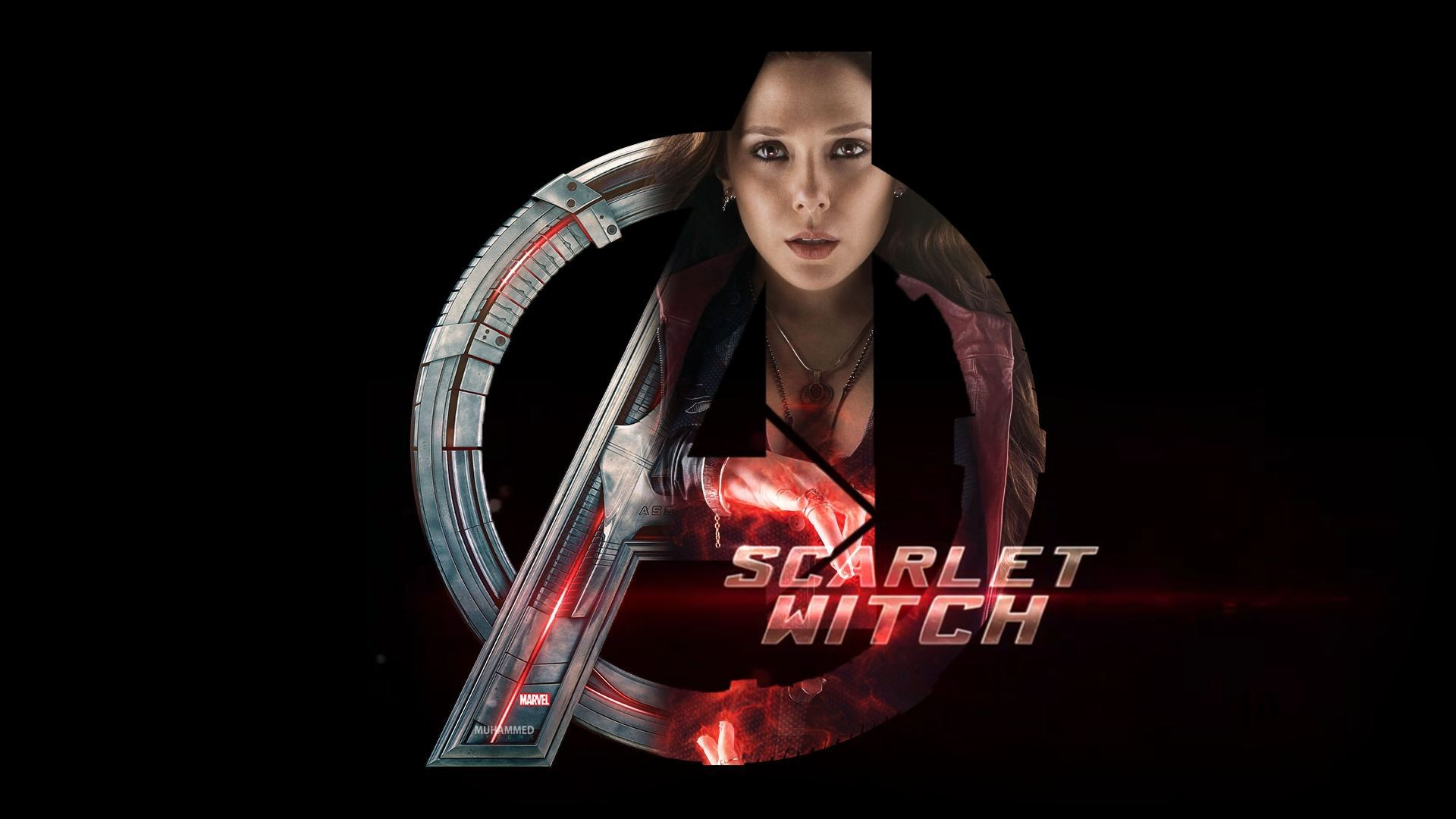 Scarlet Witch Marvel HD Wallpaper – New HD Wallpapers