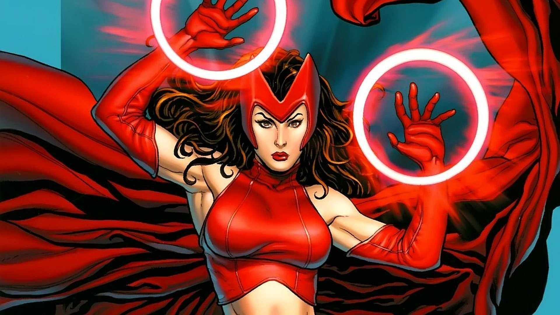 HD Wallpaper | Background ID:509654. Comics Scarlet Witch