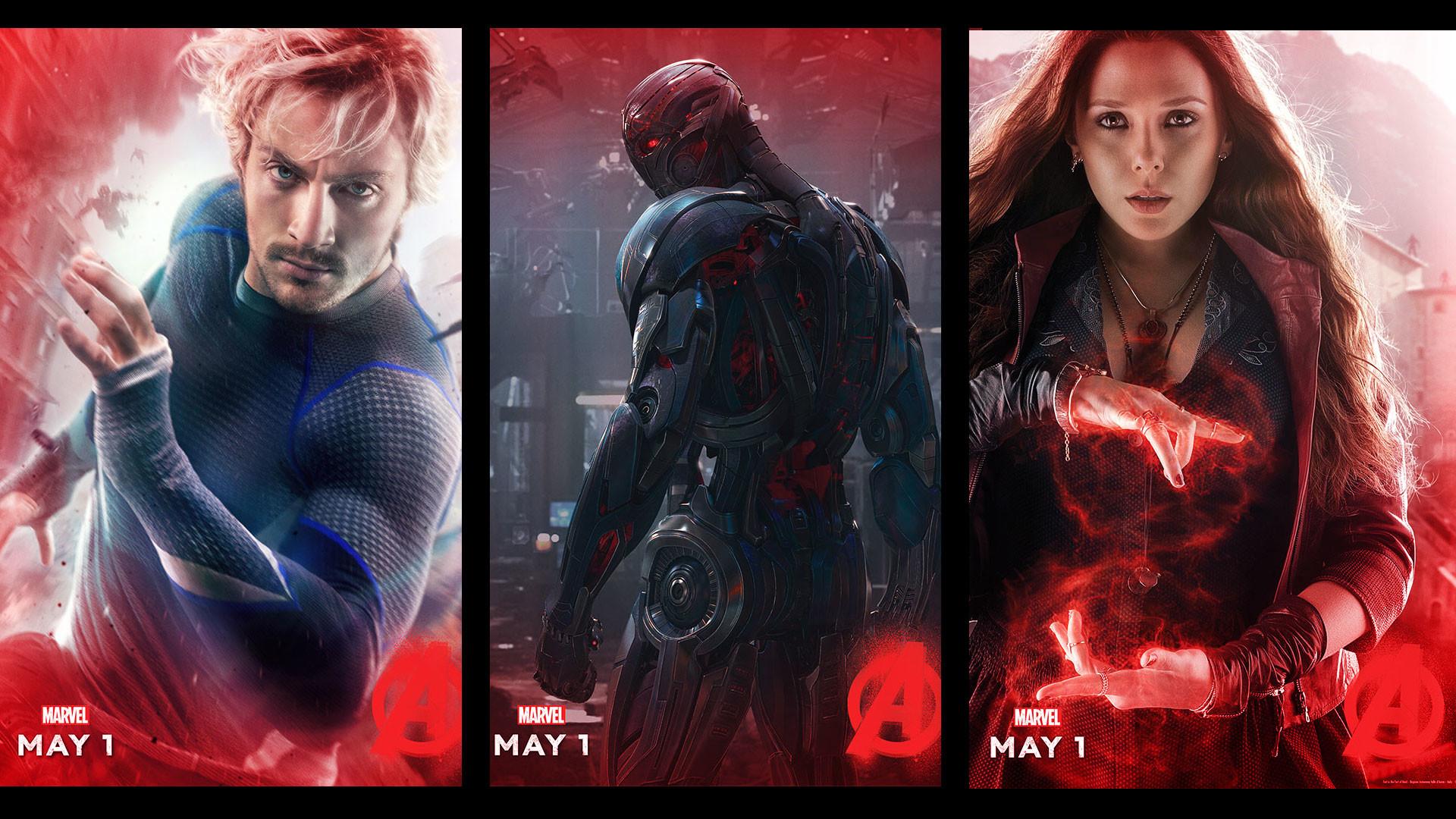 Avengers 2 Age of Ultron Desktop Wallpaper