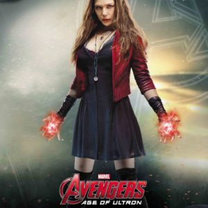 Scarlet Witch HD
