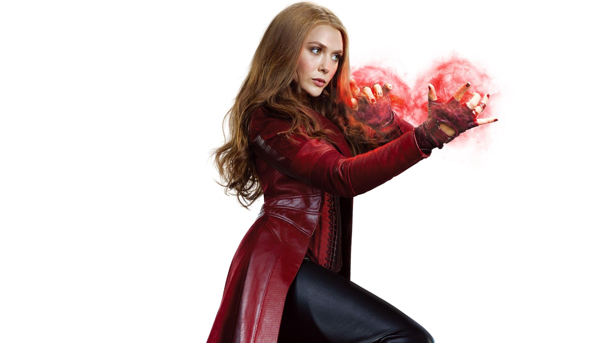 Tags: Elizabeth Olsen, Scarlet Witch, HD …
