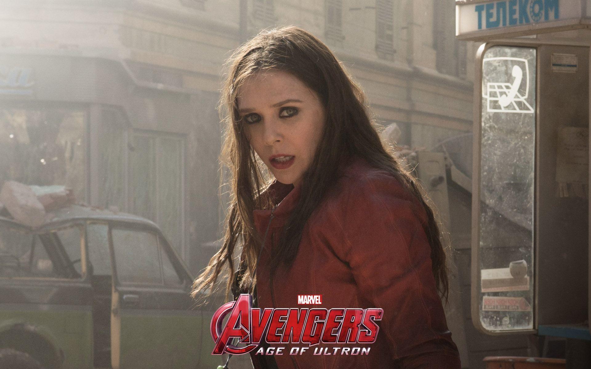 HD Elizabeth Olsen Scarlet Witch 4k Images